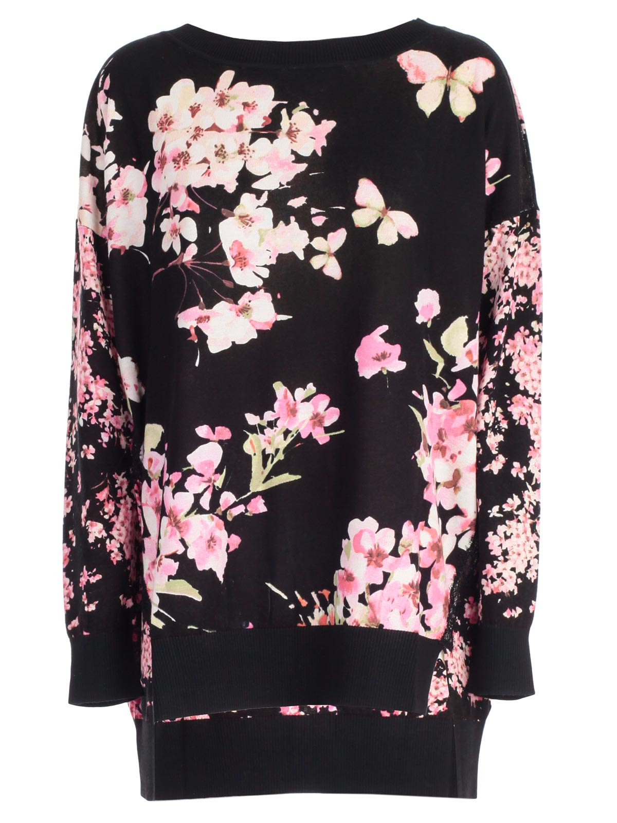 Twinset Fantasy Floral Sweater