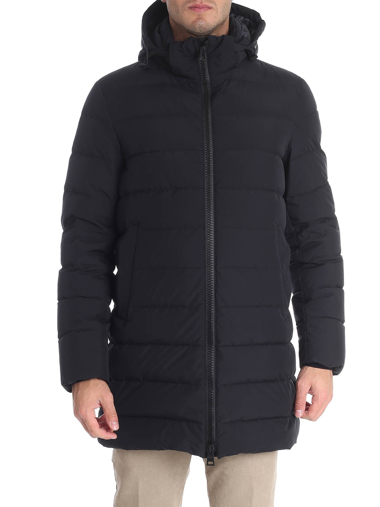 Herno Wind Stopper Laminar Coat