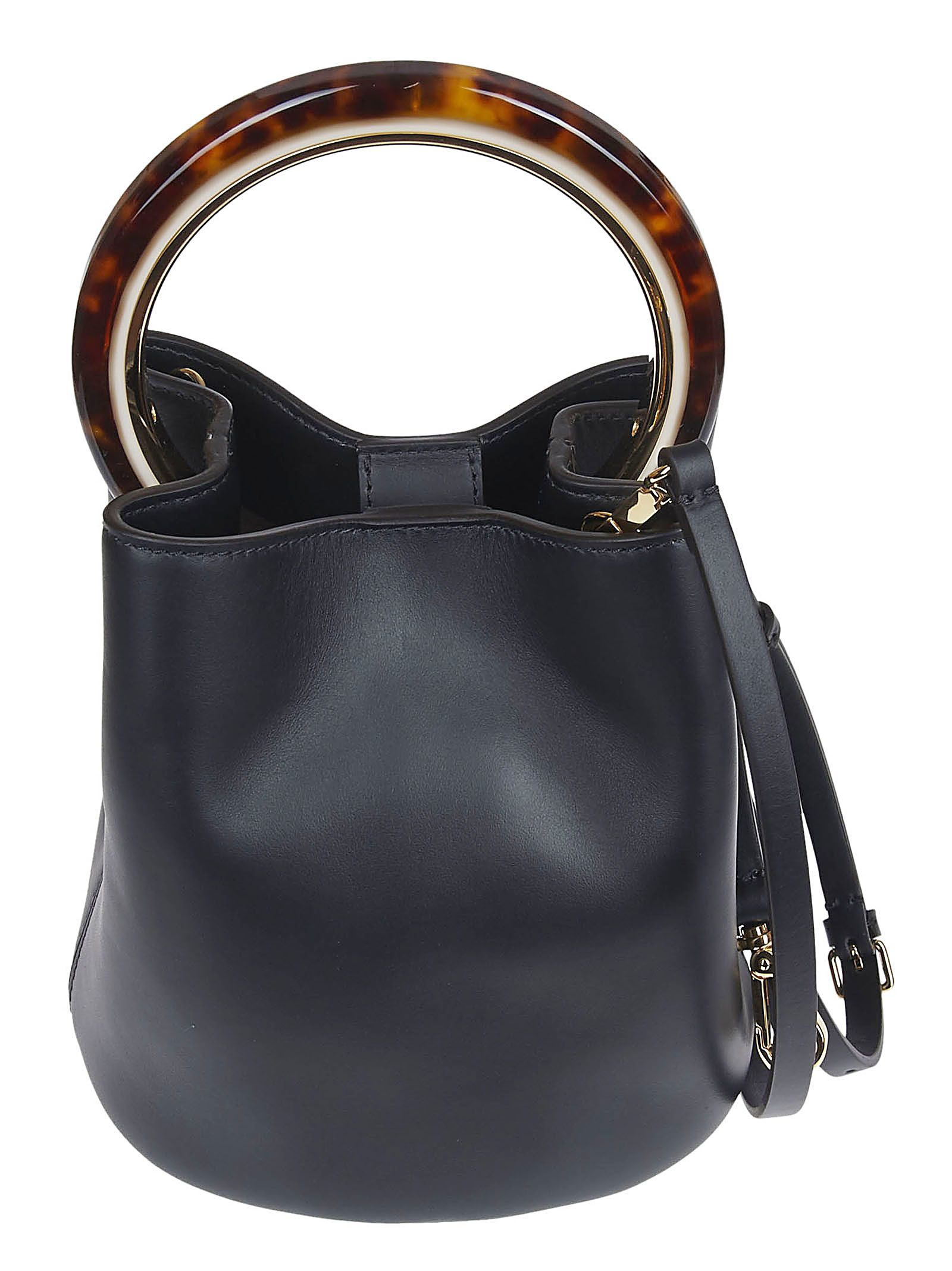 Marni Logo Bucket Bag
