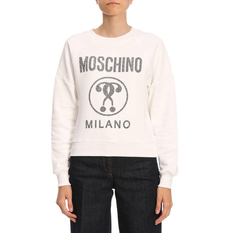 Moschino Couture Sweatshirt Sweatshirt Women Moschino Couture