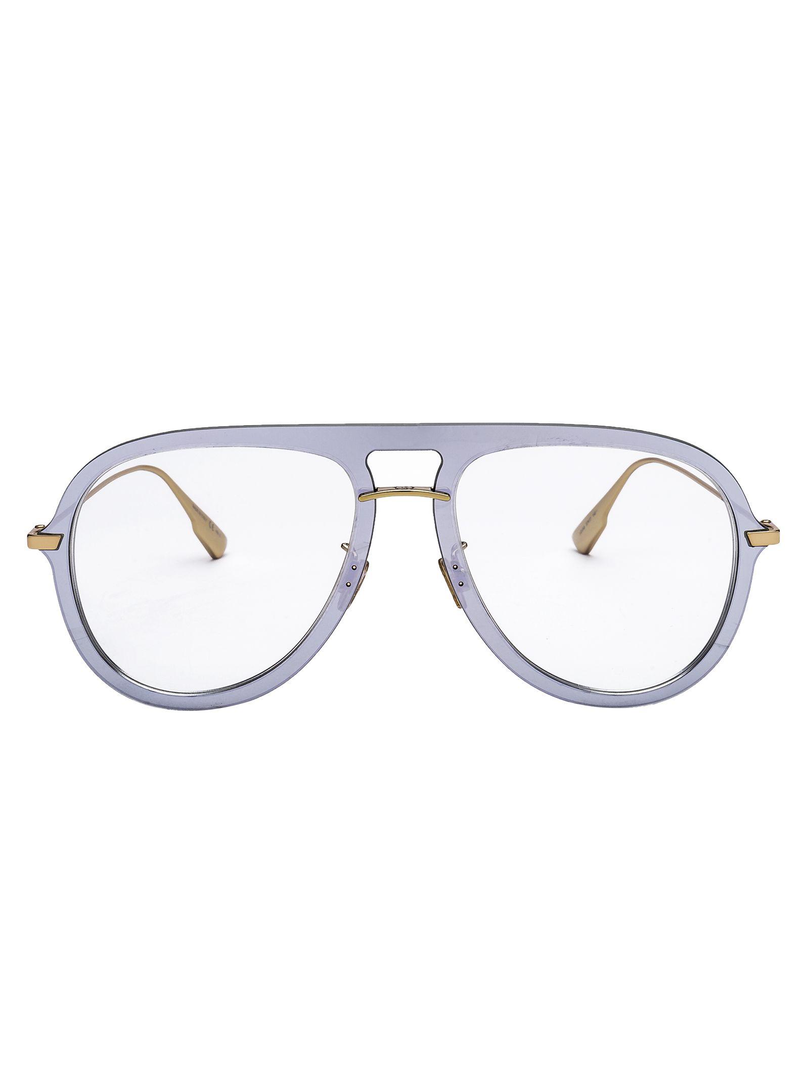 Dior Eyewear Aviator Glasses