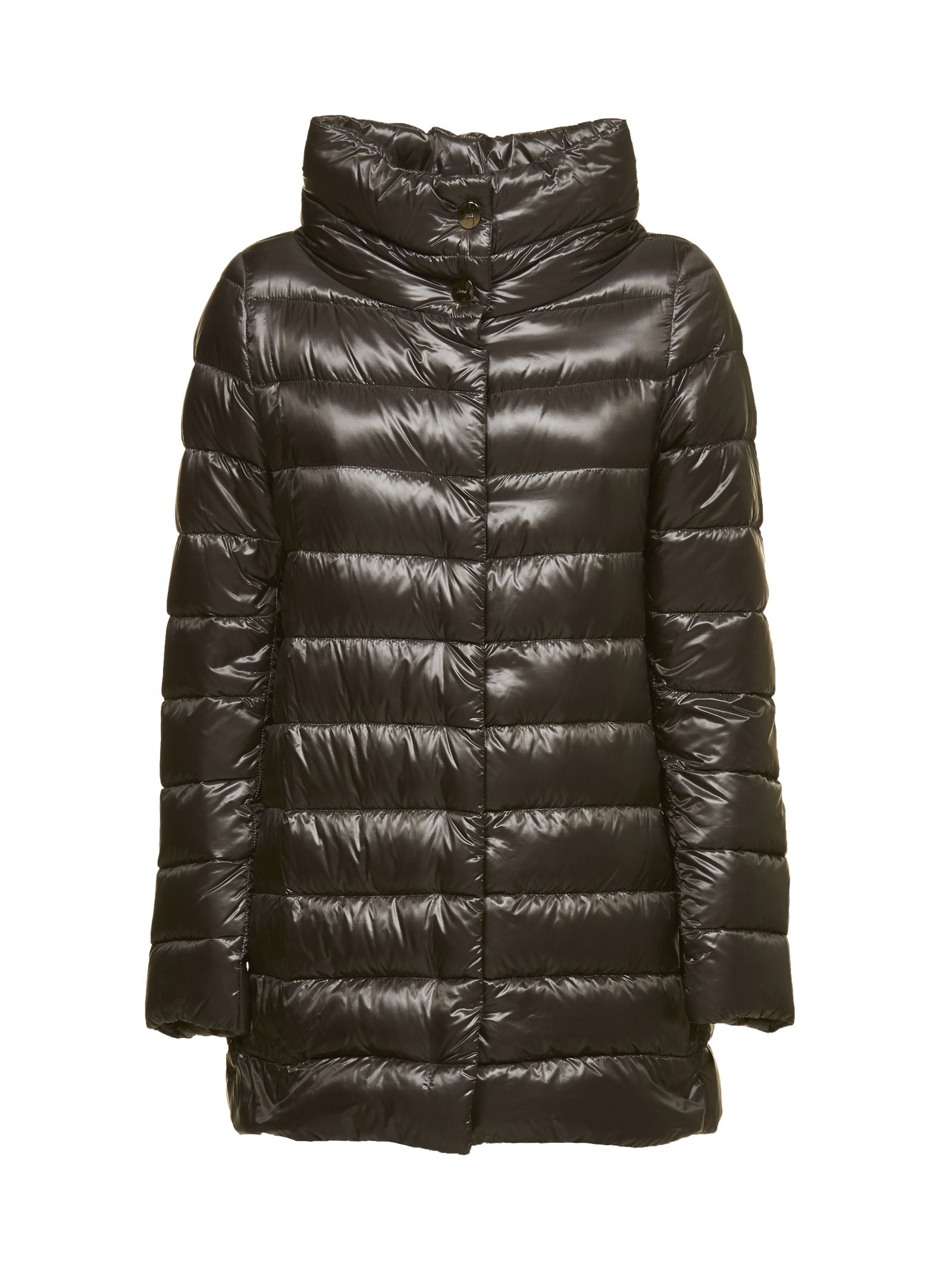 Herno Concealed Front Closure Padded Jacket