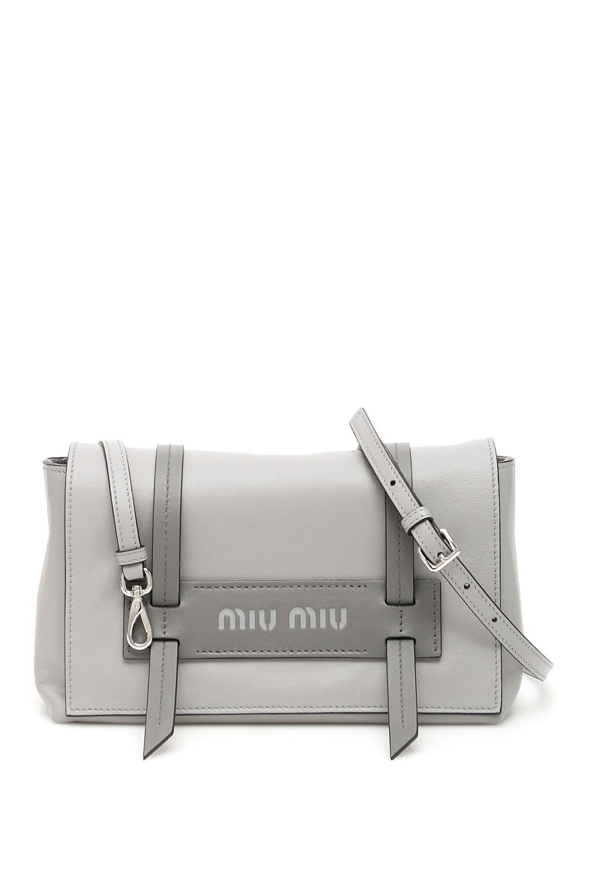Miu Miu Logo Bag