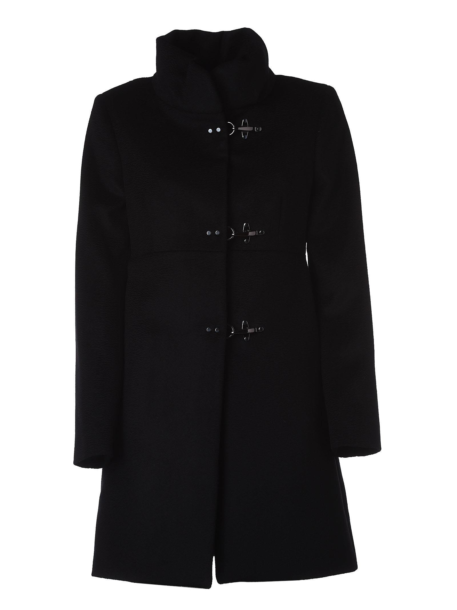 Fay Romantic Blue Coat