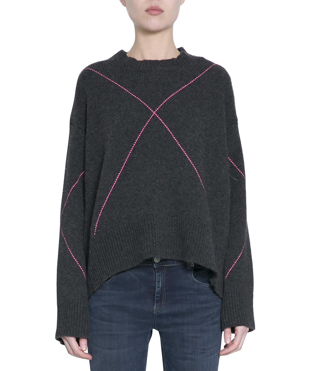 Giada Benincasa Merino Wool Sweater