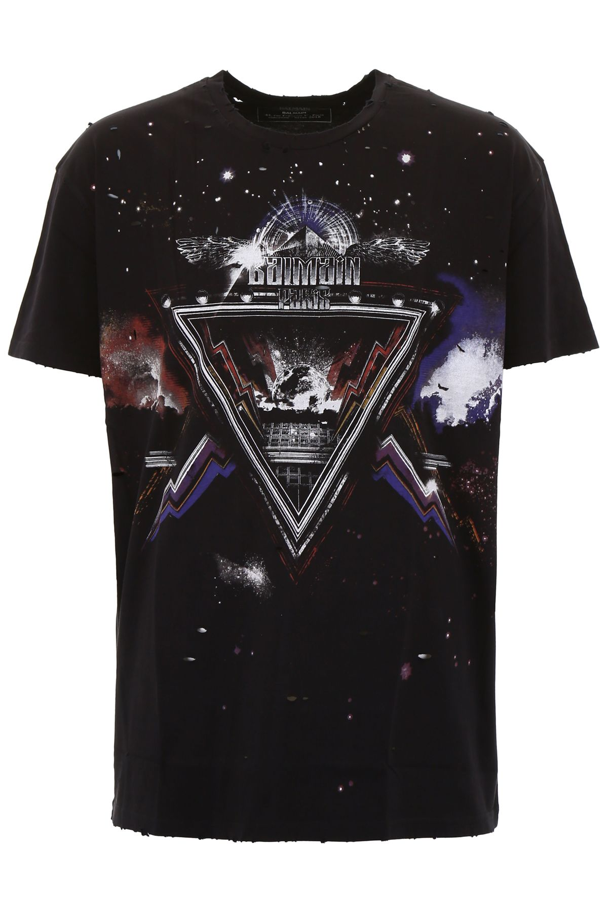 Balmain Pyramid T-shirt