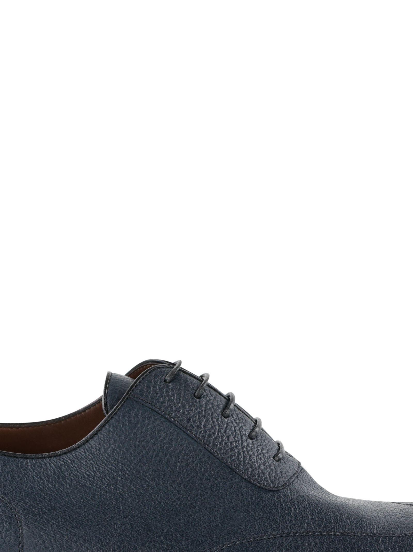 A.testoni Casual Oxford Shoes