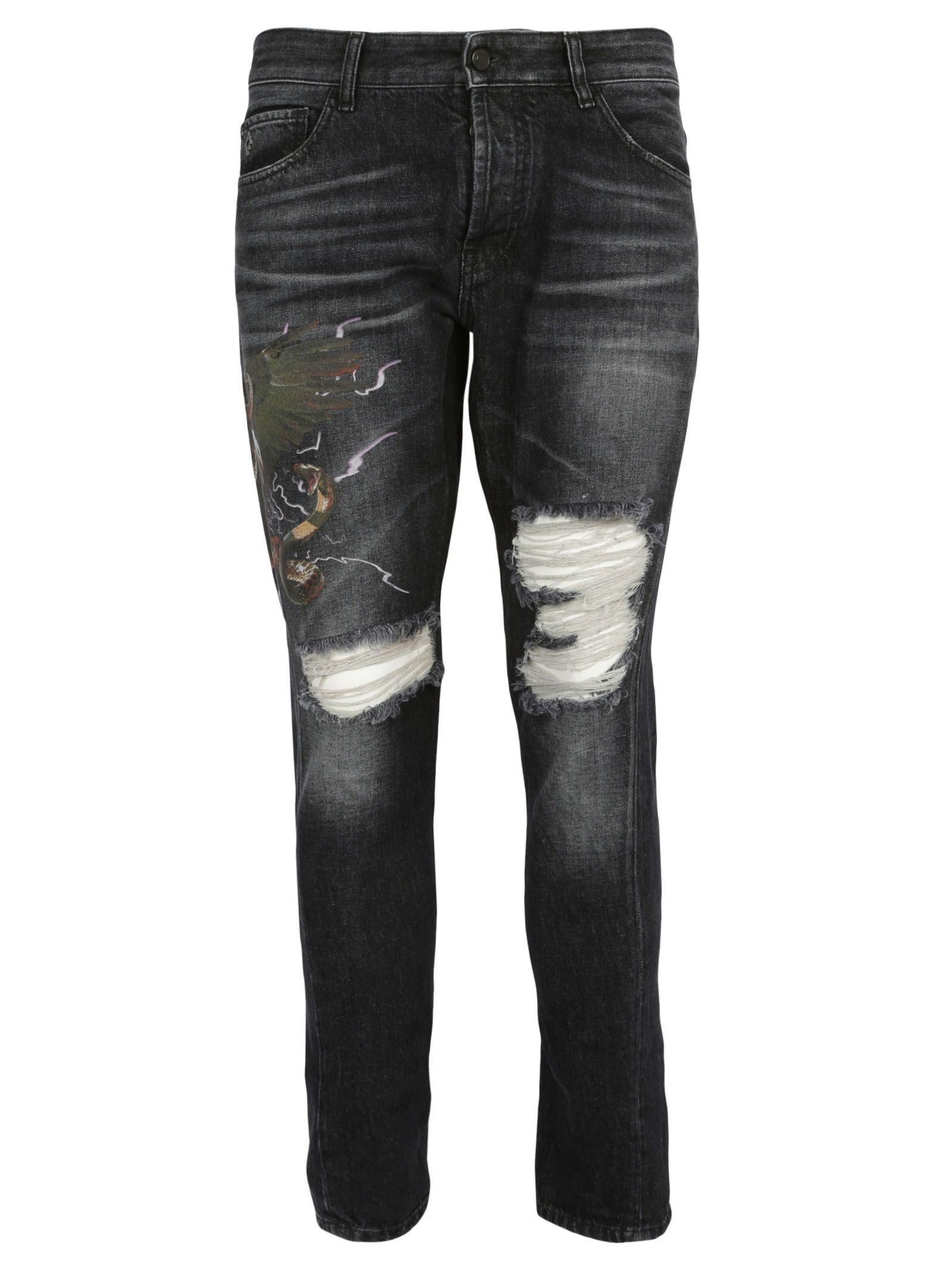Marcelo Burlon Antifit Jeans