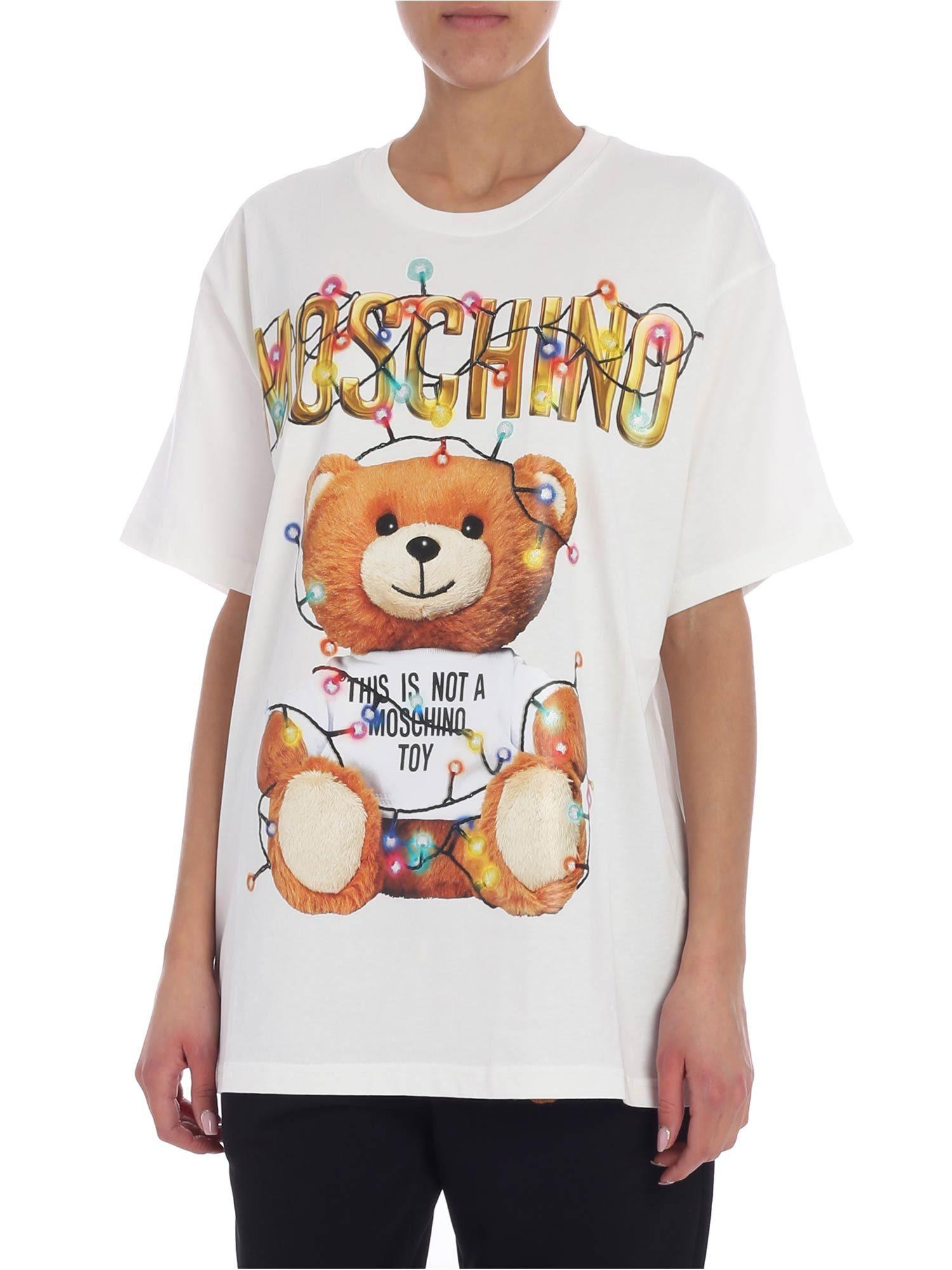 Moschino Teddy Holiday T-shirt