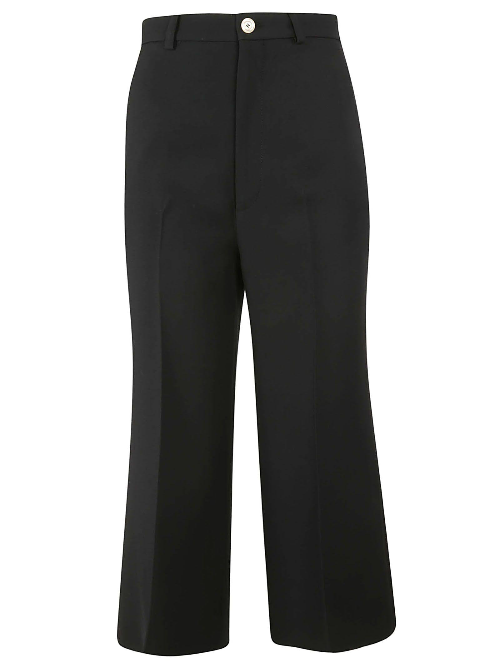 Gucci High Waist Trousers