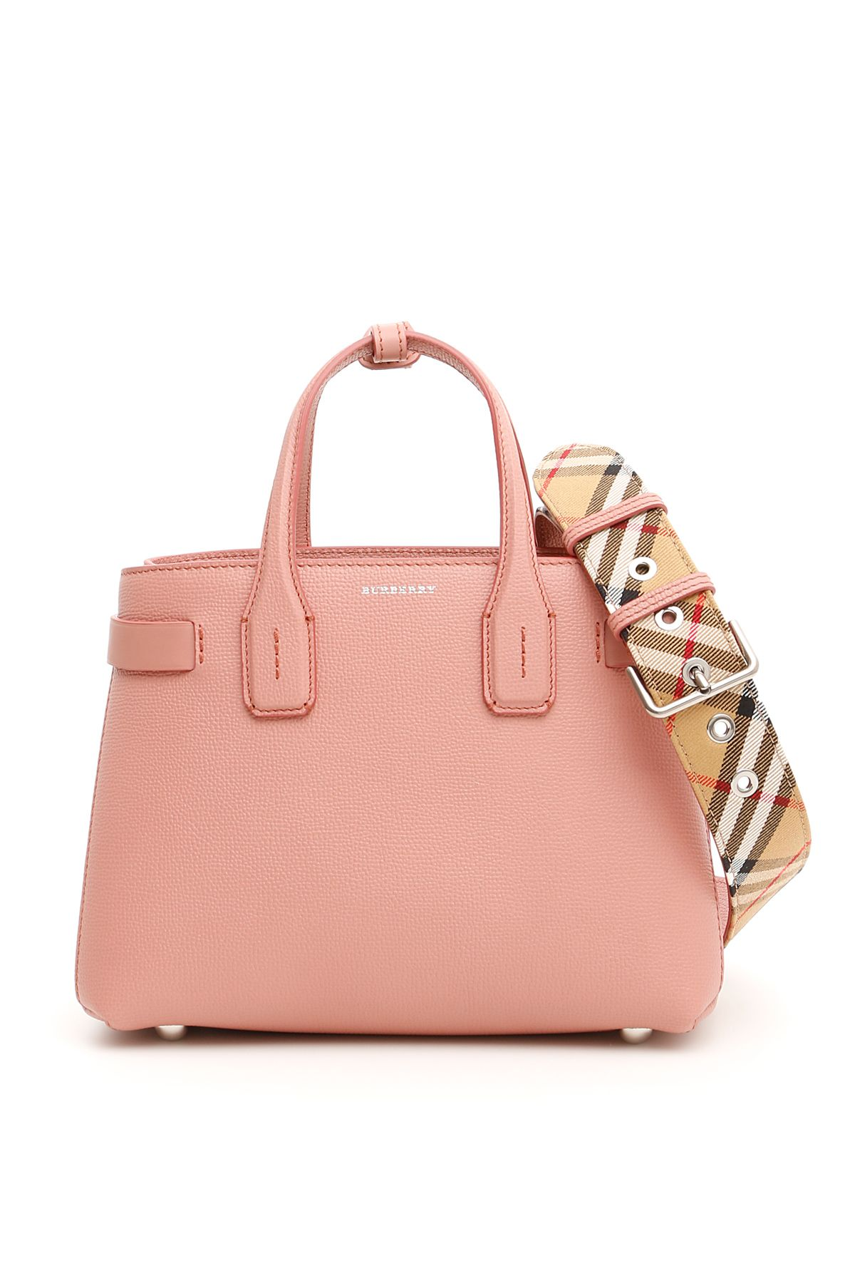 Small Bag Rose Banner Dusty Burberry In bgvYf6yI7