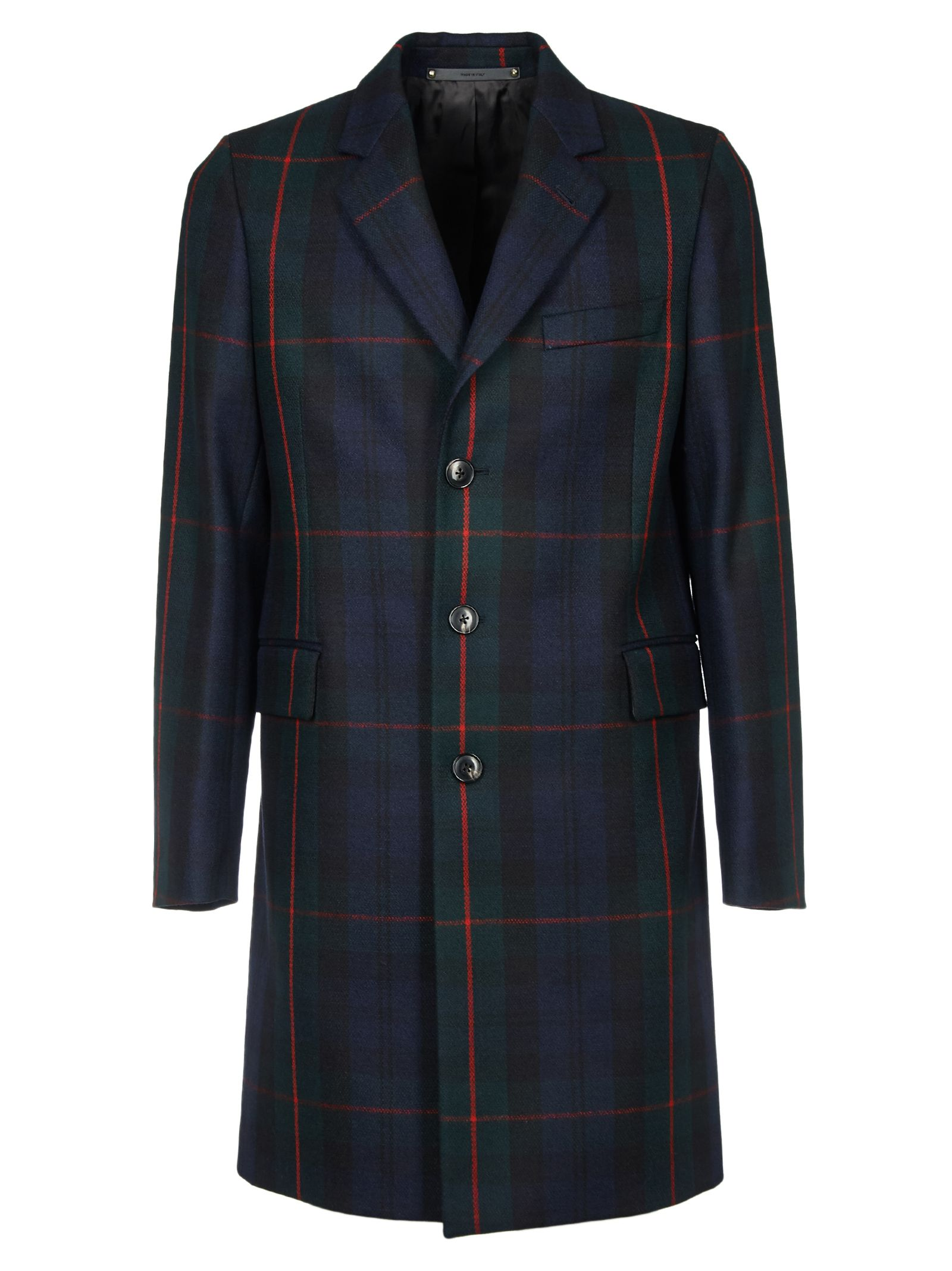 Paul Smith Patterned Coat
