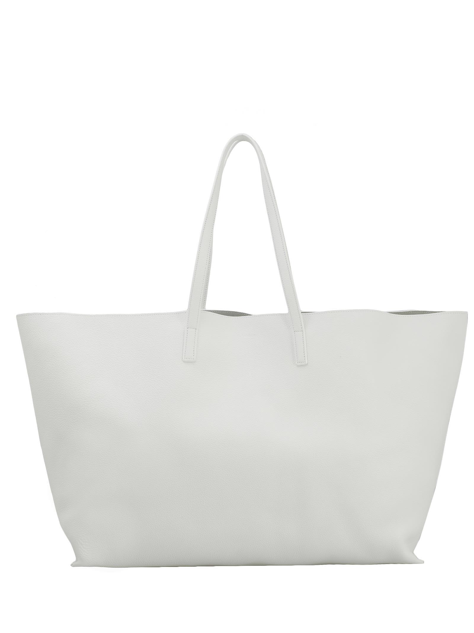 Jil Sander Leather Shopping Bag