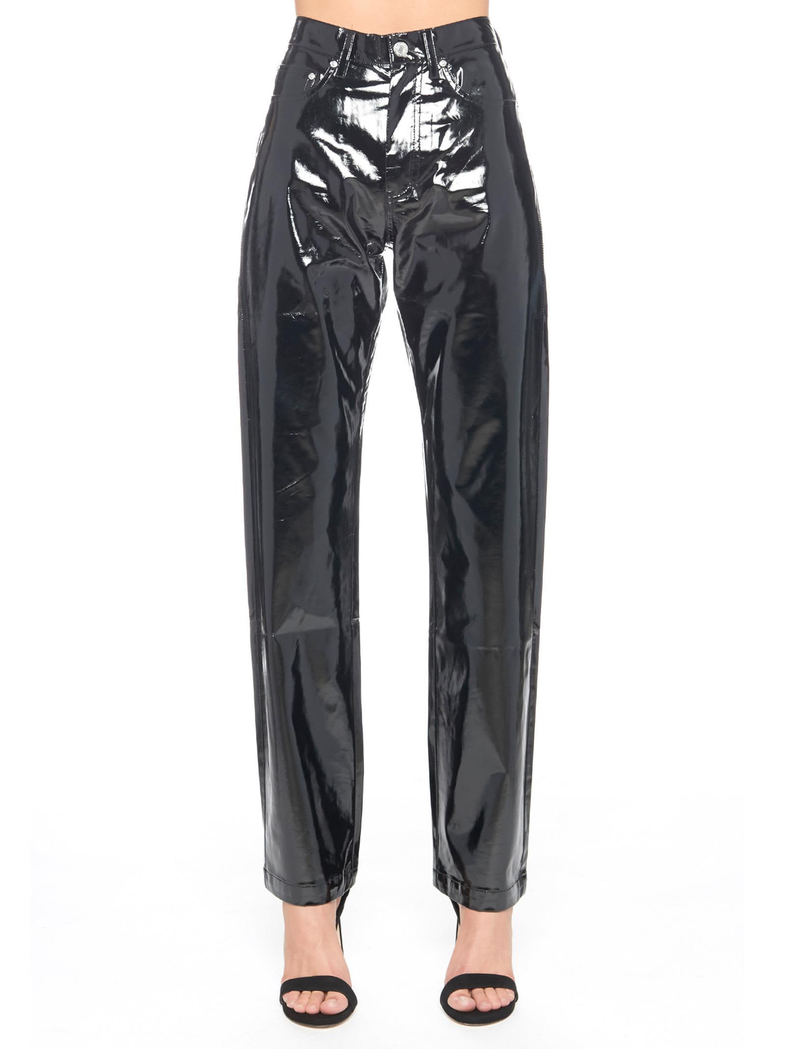 calvin klein jeans -  'vinyl Five Pockets' Pants