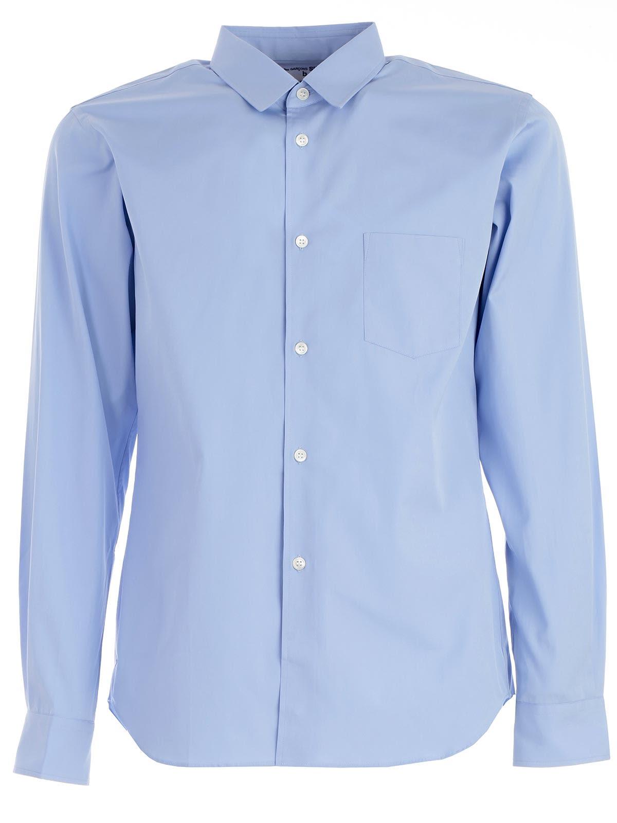 comme des garçons shirt boy -  Classic Patch Shirt