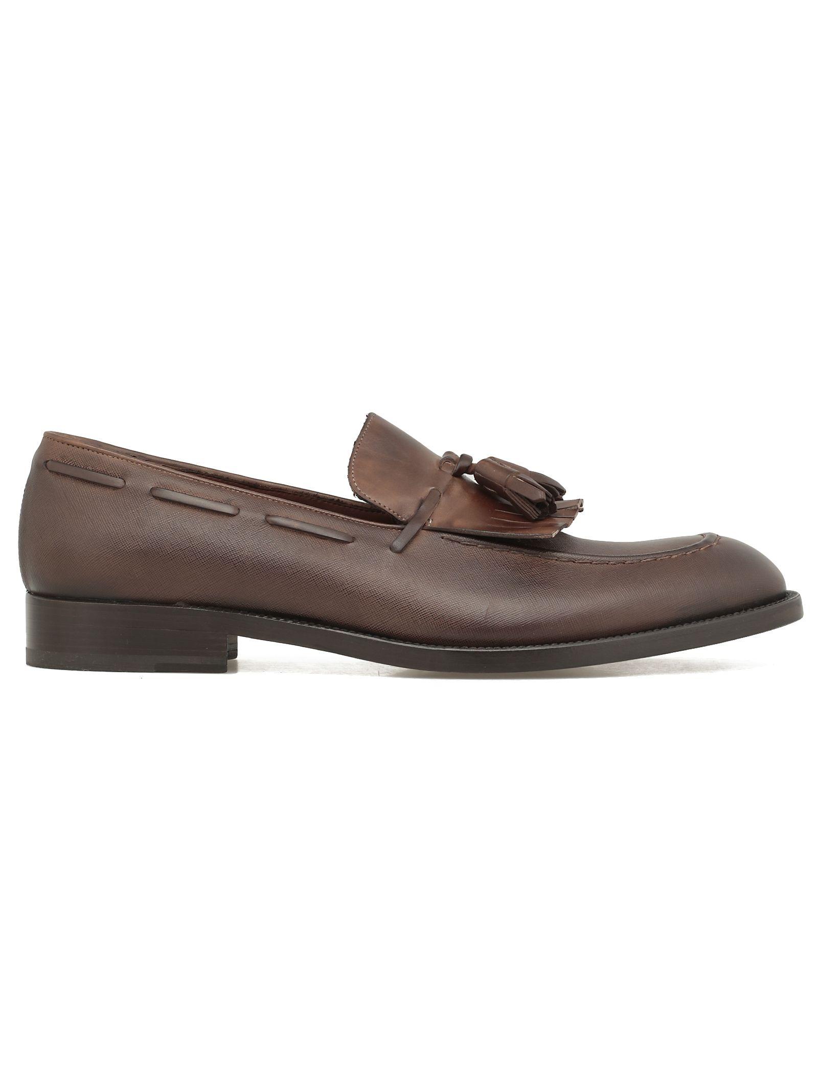 Fratelli Rossetti Toledo Mini Loafer