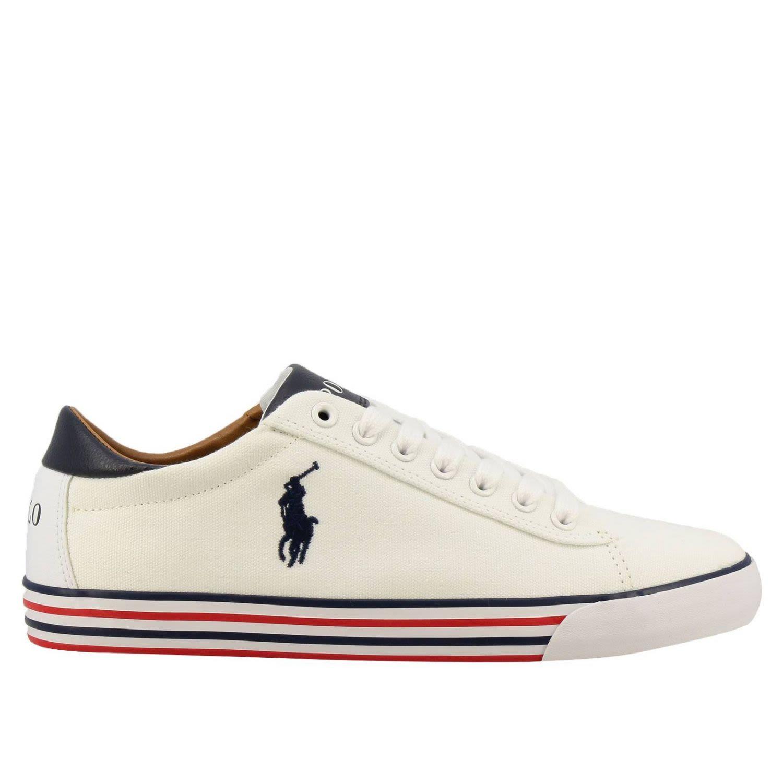 Polo Ralph Lauren Sneakers Shoes Men Polo Ralph Lauren