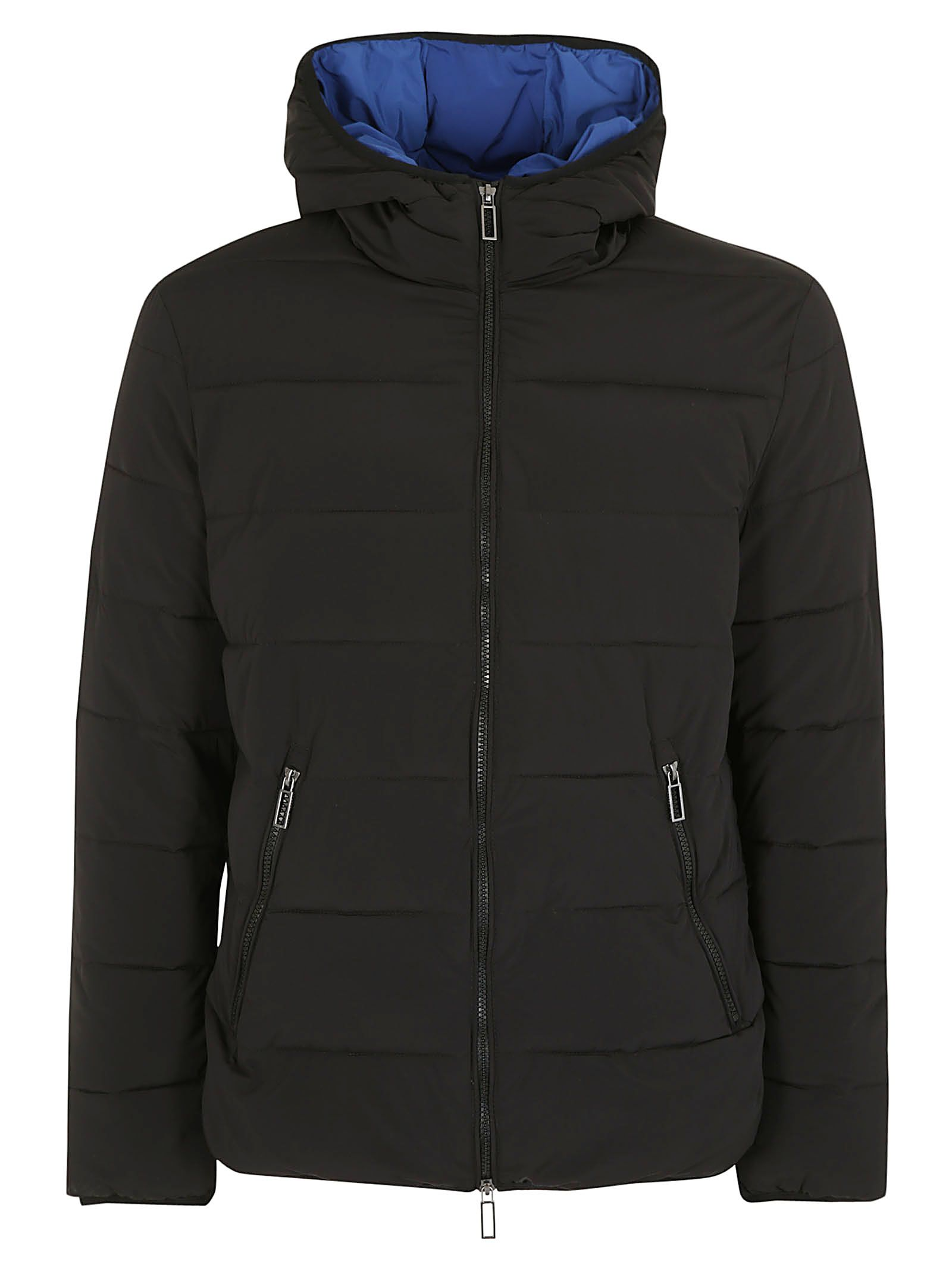 Paolo Pecora Zip-up Padded Jacket