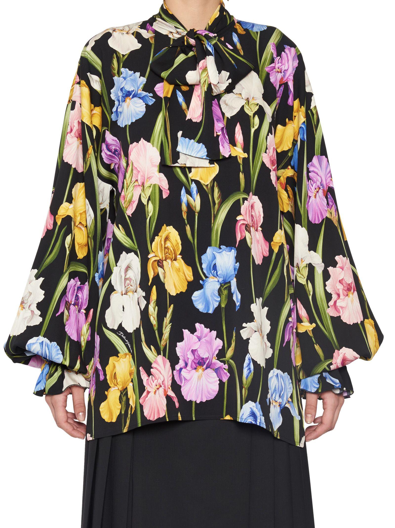 Dolce & Gabbana 'iris' Shirt