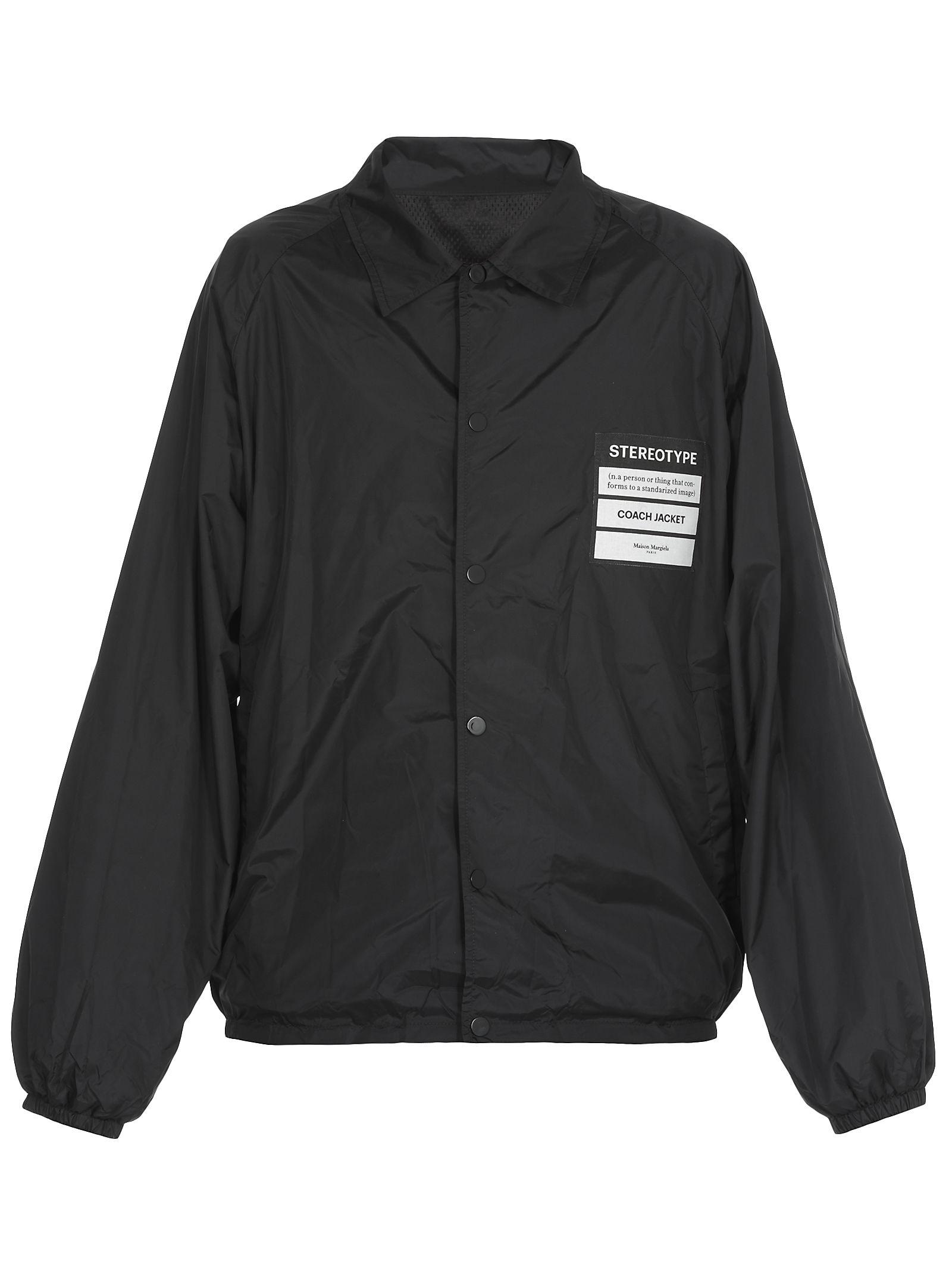 Maison Margiela Jacket Tech Fabric