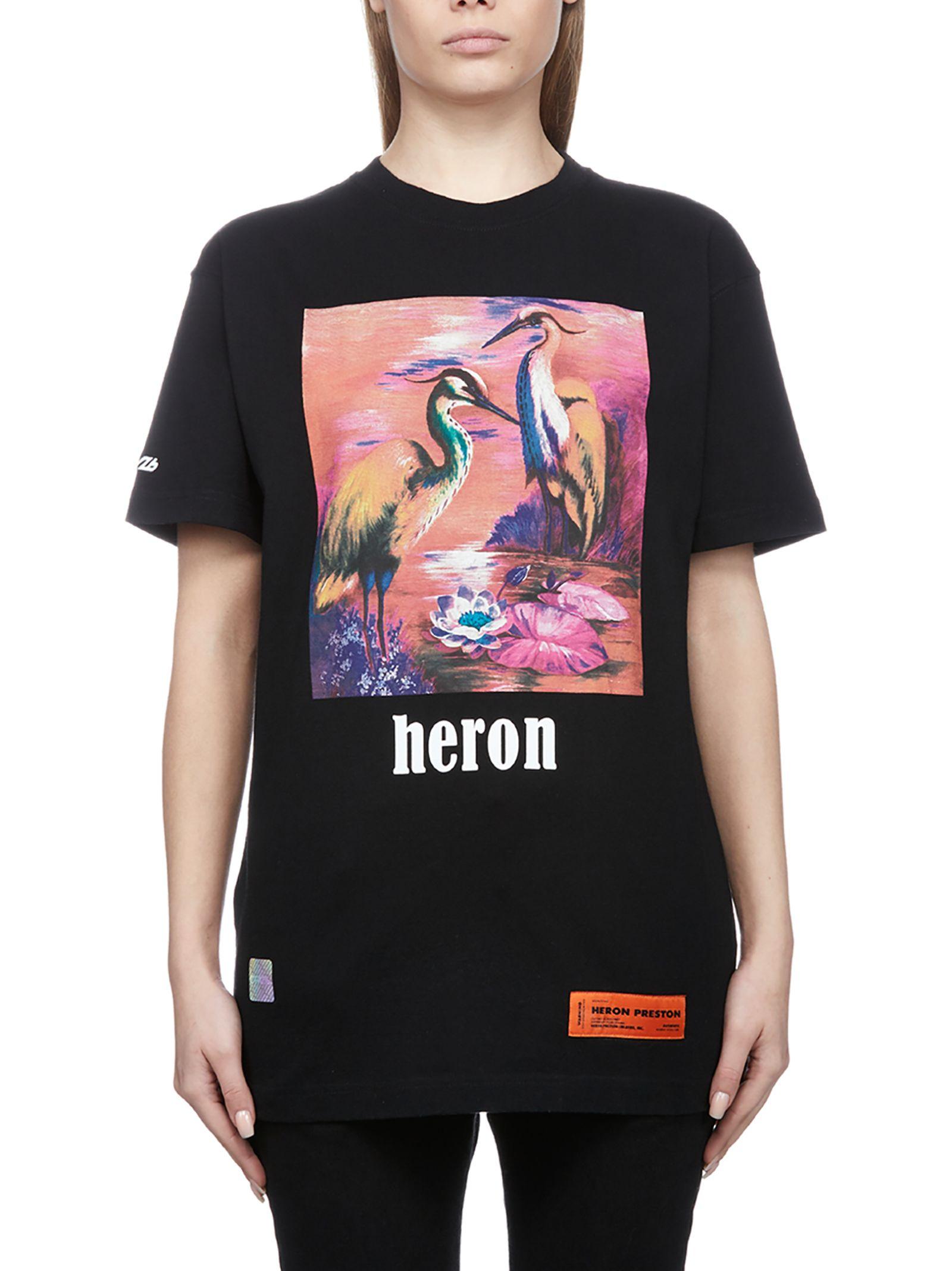 Heron Preston T-shirts SHORT SLEEVE T-SHIRT