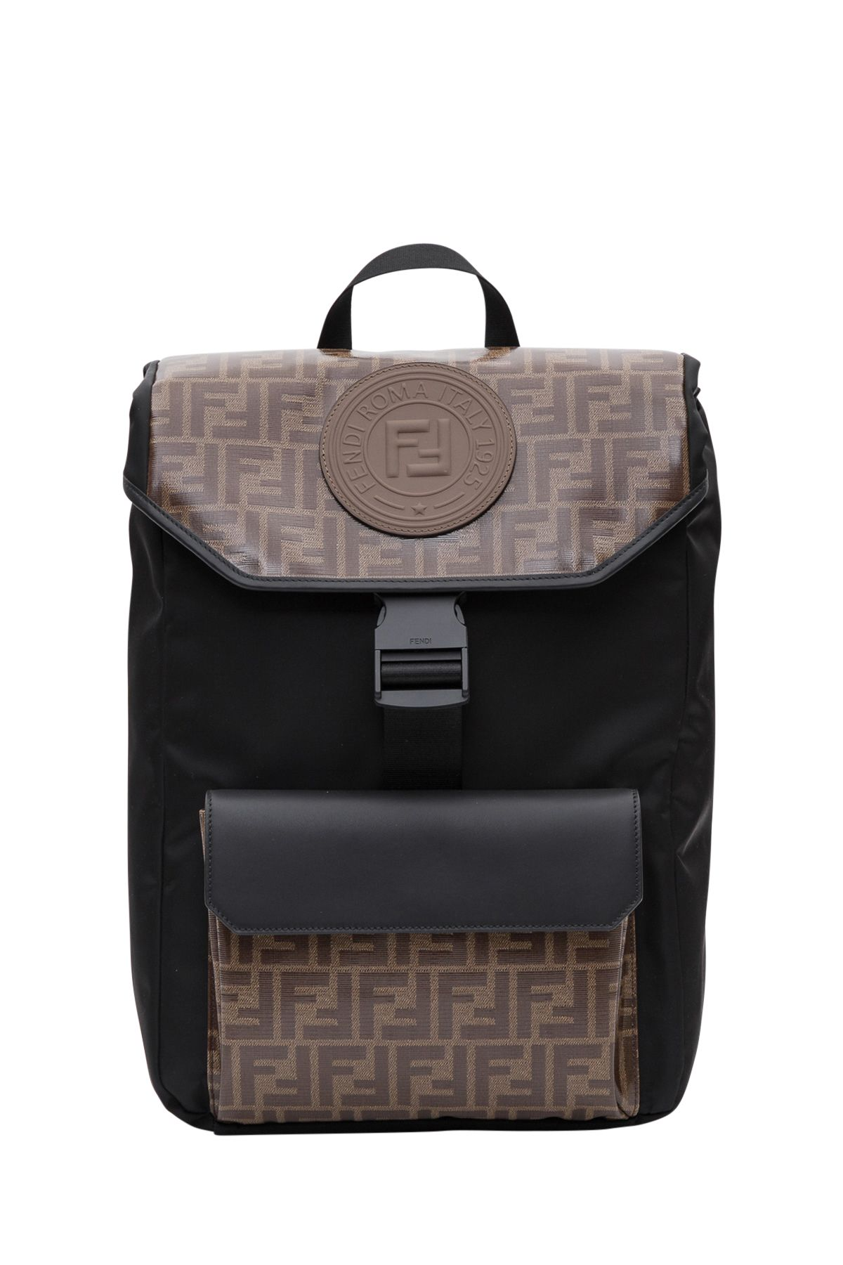 Fendi Multicolour Fabric Backpack