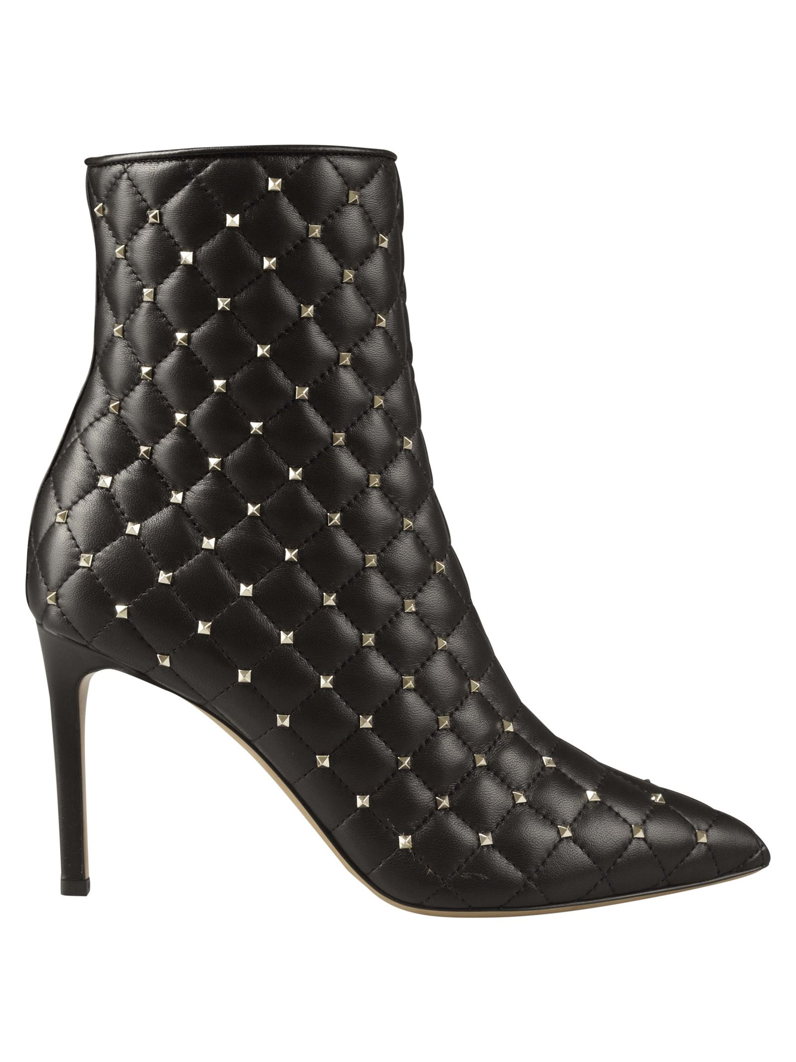 Valentino Garavani Rockstud Spike Ankle Boots
