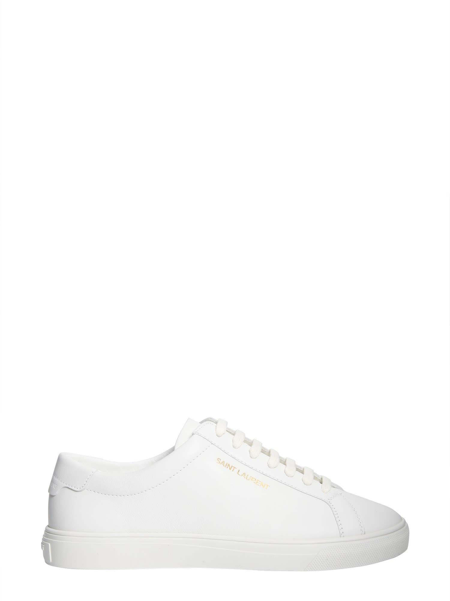 saint laurent -  Andy Low Cut Sneakers