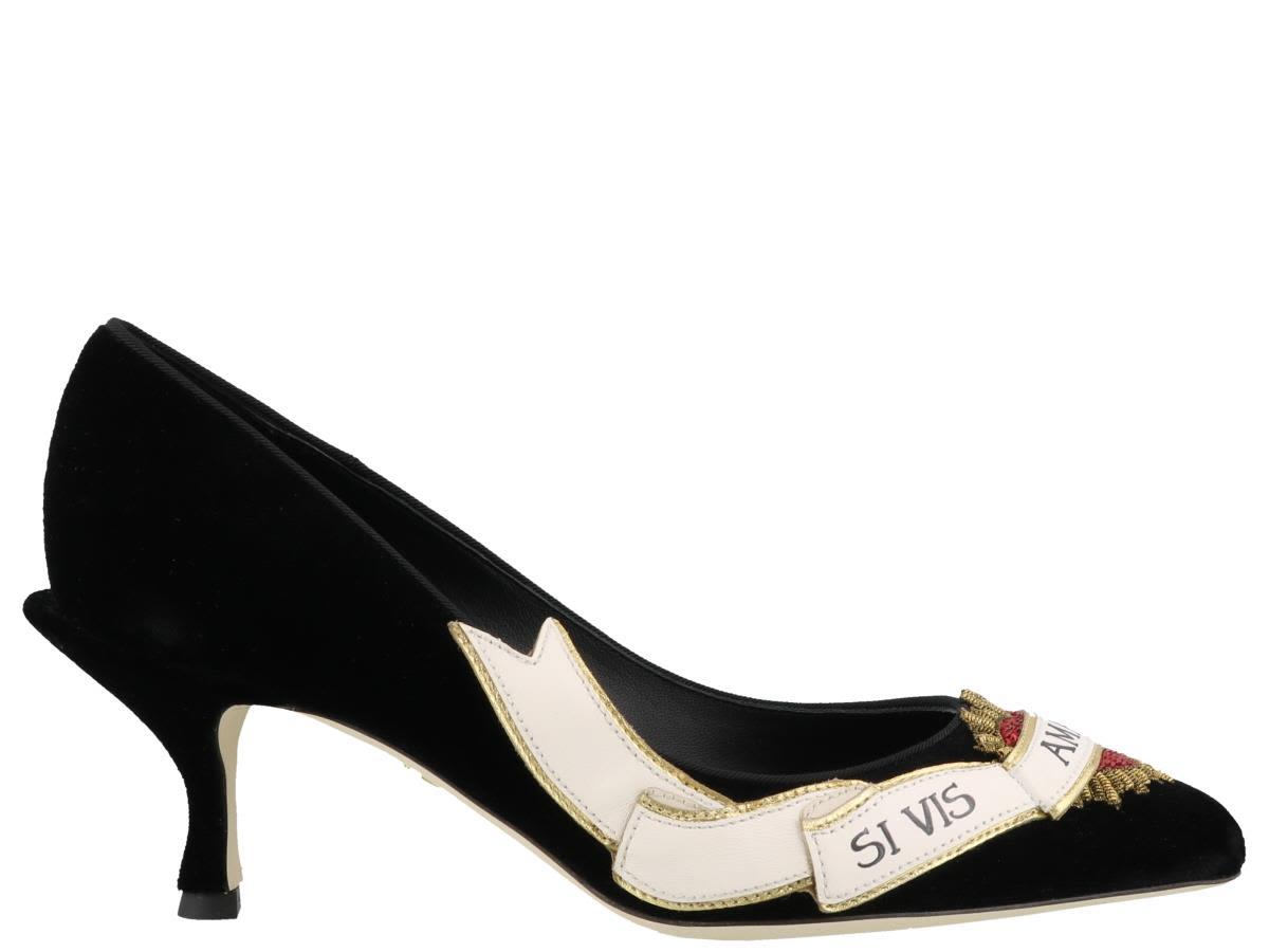 Dolce & Gabbana Decollete'