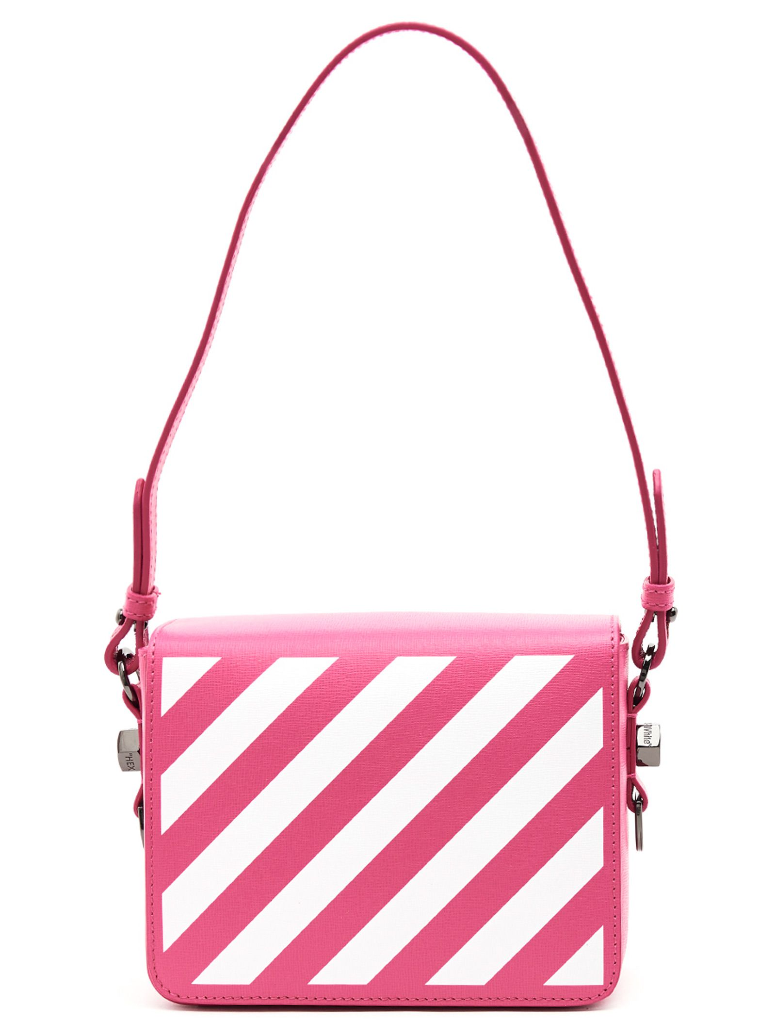 Off-white 'diag Flap Bag' Bag