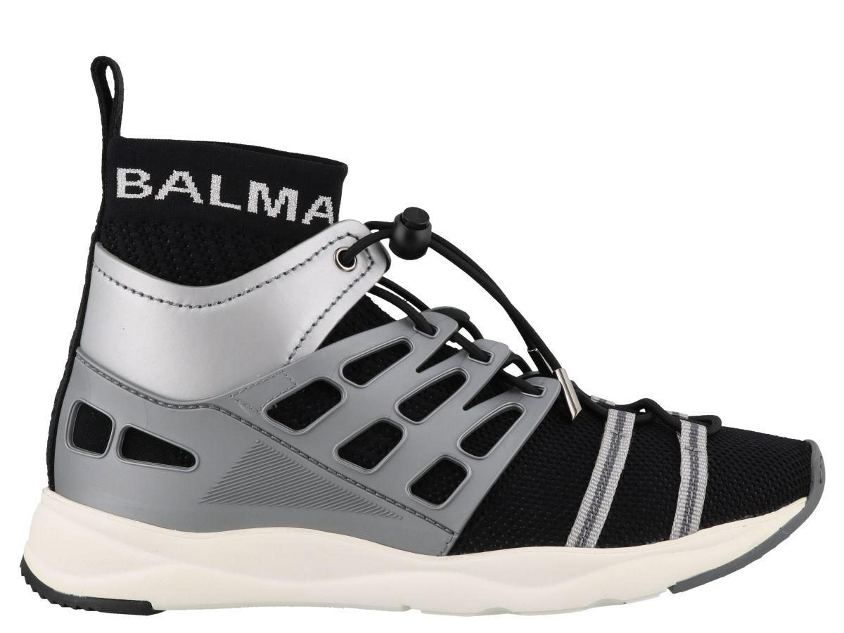 Balmain Jason Running Sneakers