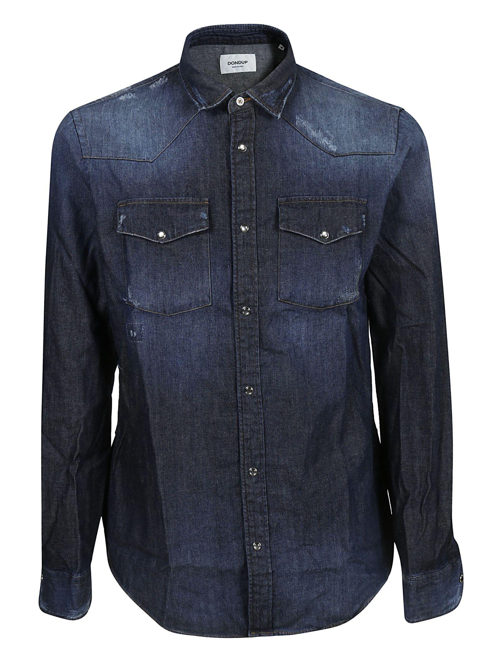 Dondup Distressed Shirt