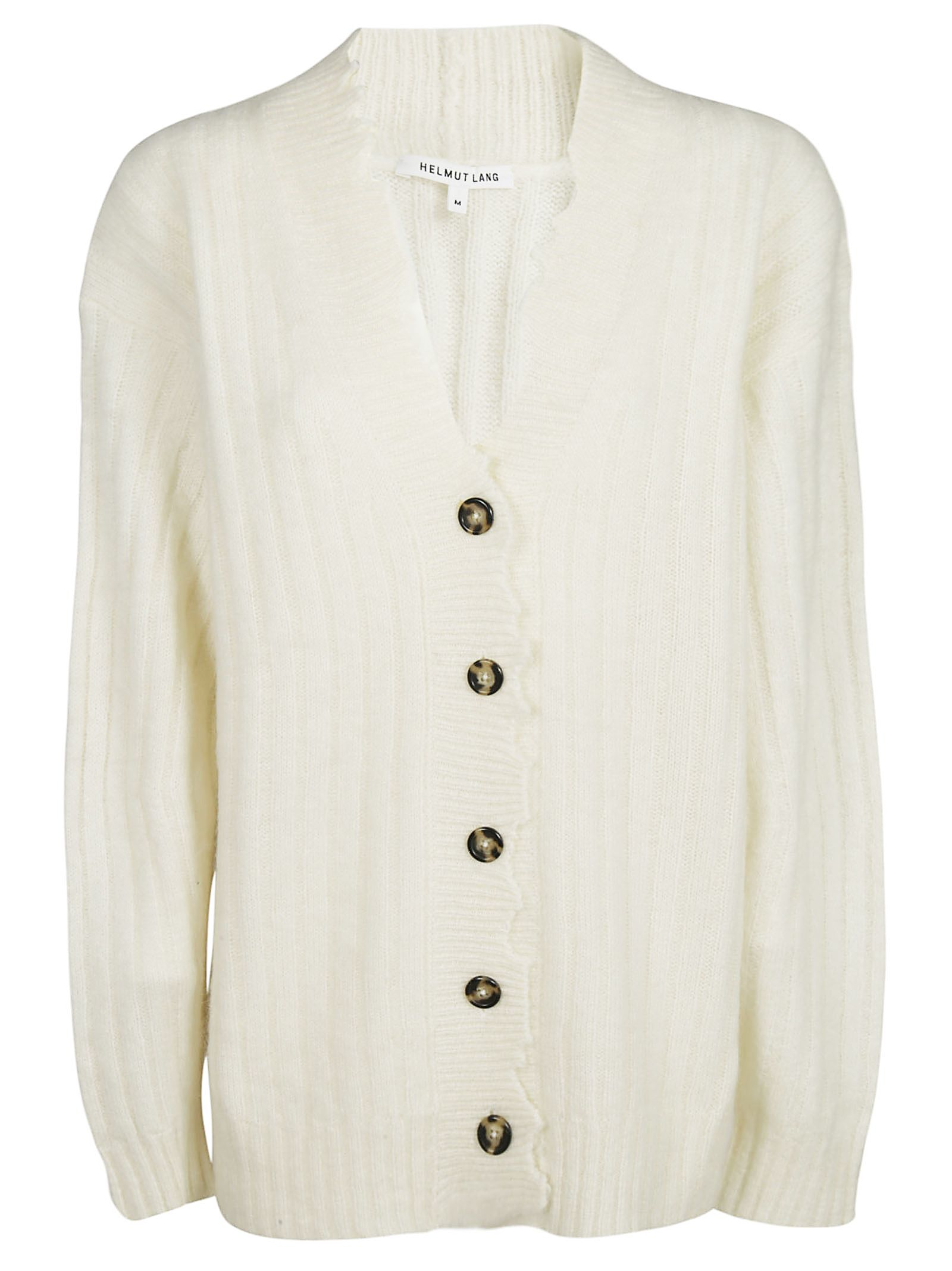 Helmut Lang Button Up Cardigan