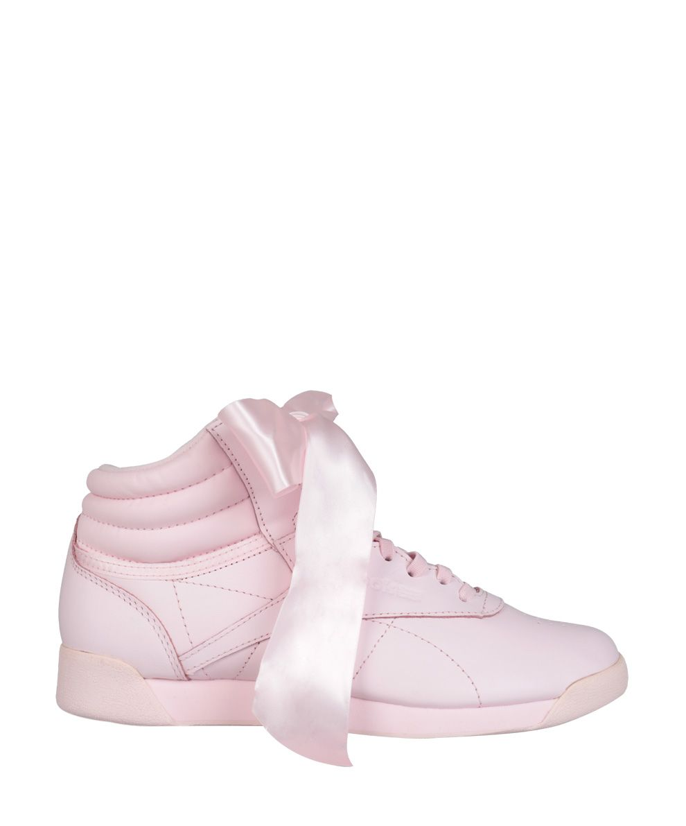 Reebok Freestyle High-top Sneakers