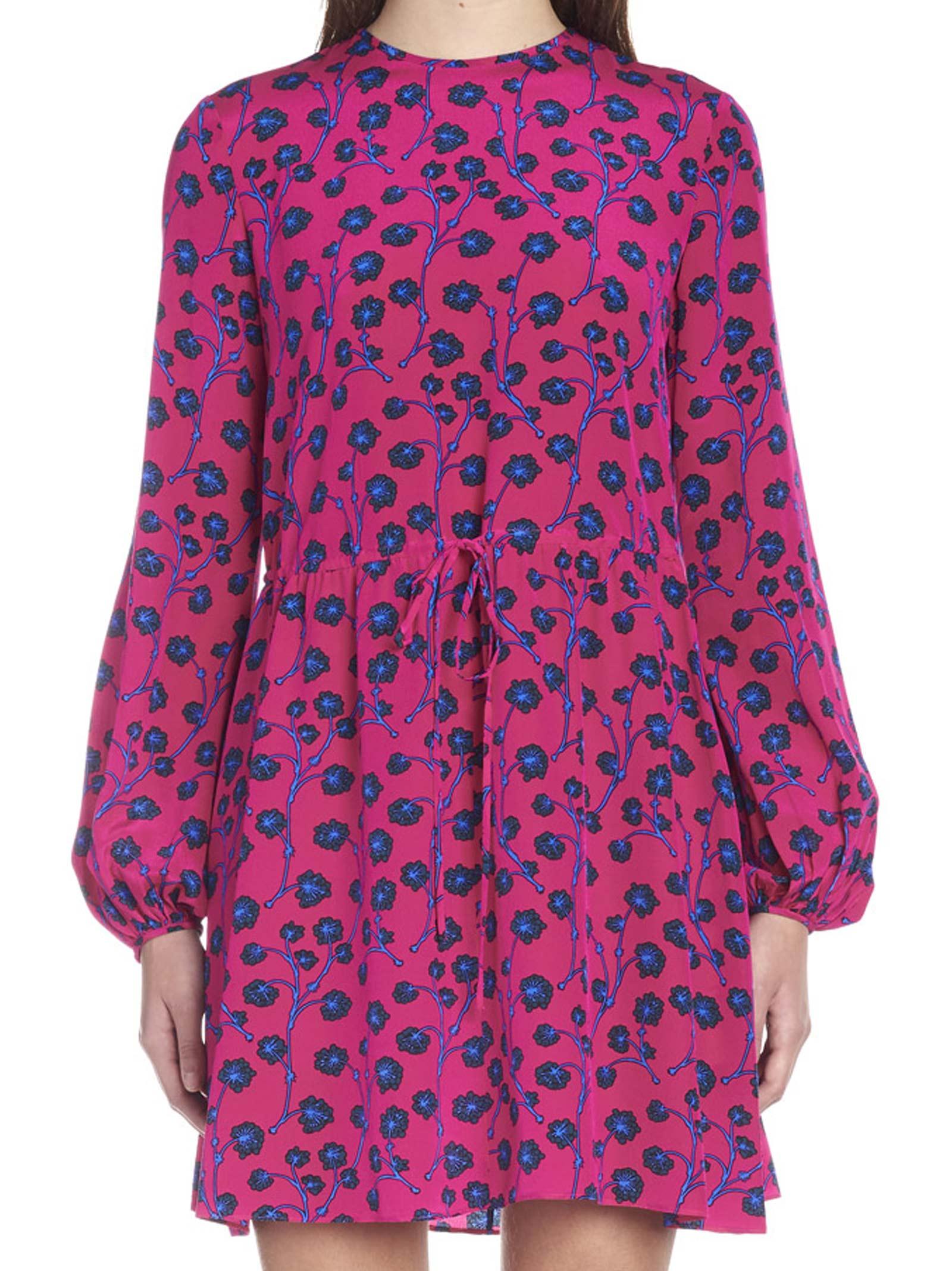 Diane Von Furstenberg 'DRAGON BERRY' DRESS