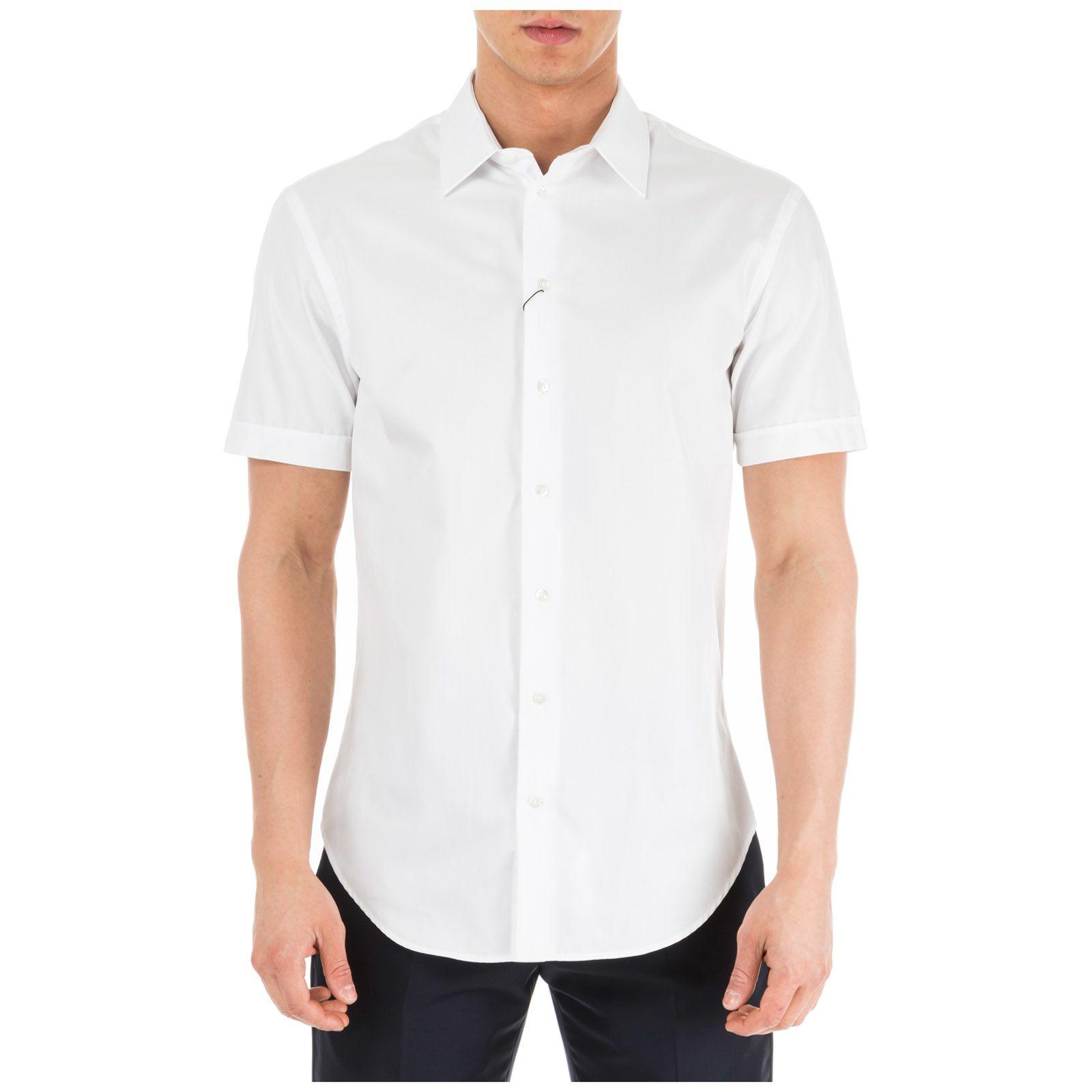Emporio Armani Short Sleeve Shirt T-shirt Modern Fit