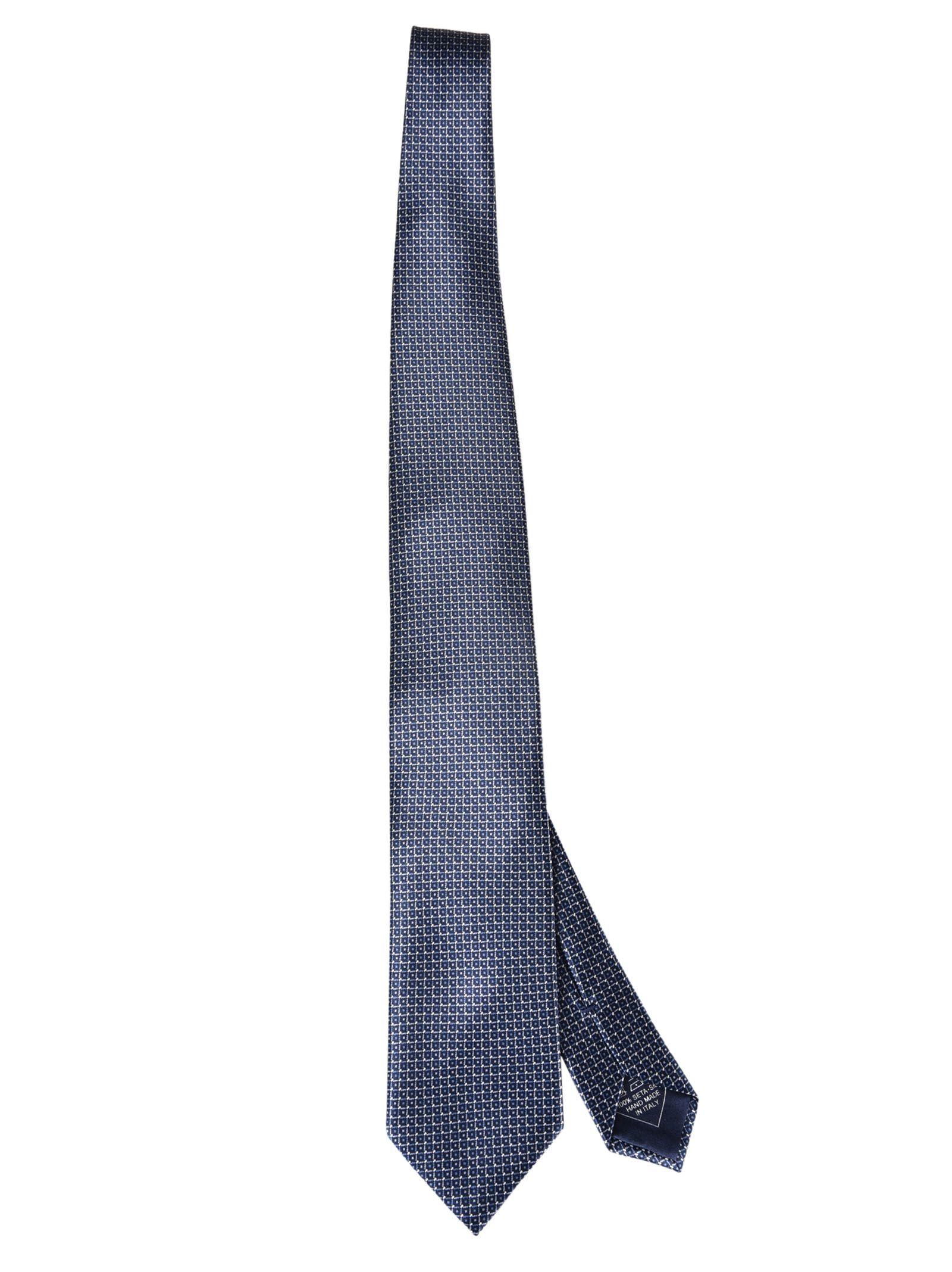 Brioni Pattern Tie