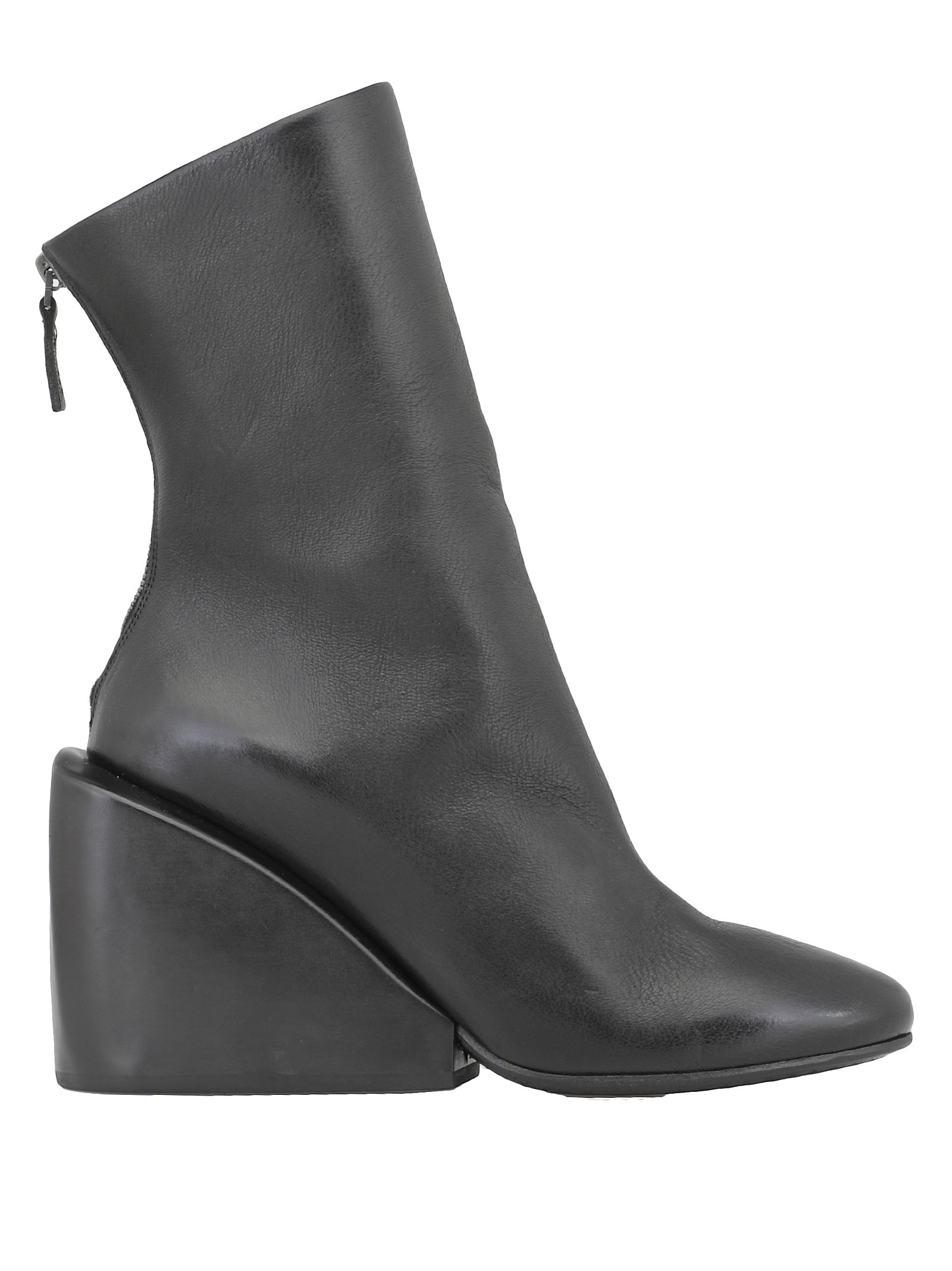 Marsell Massiccia Wedge Ankle Boot