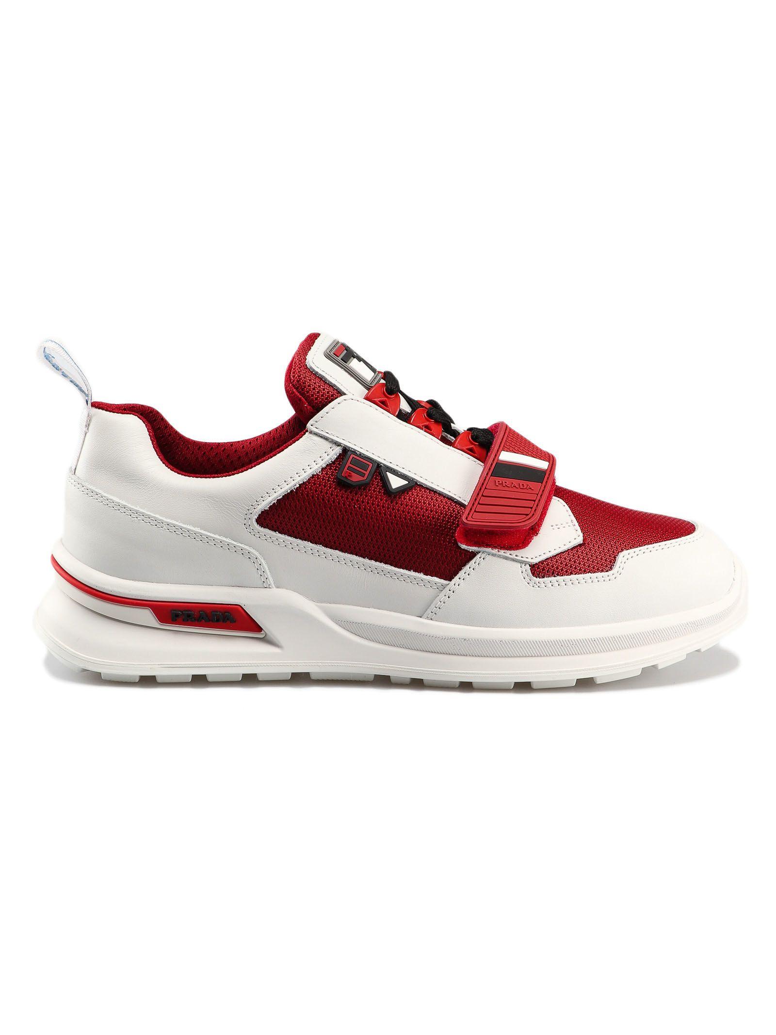 Prada Work Sneakers