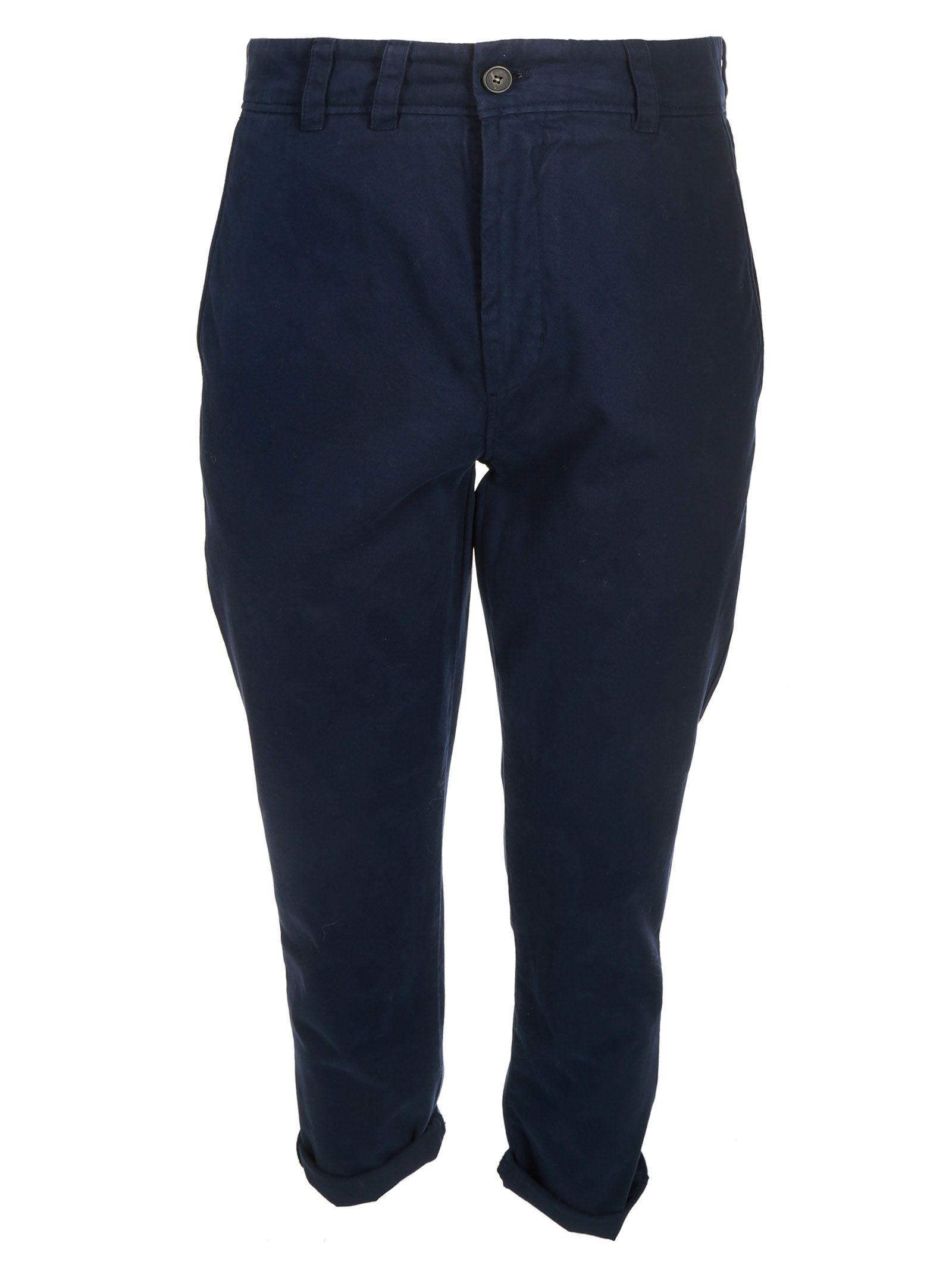 Acne Studios Cropped Length Trousers