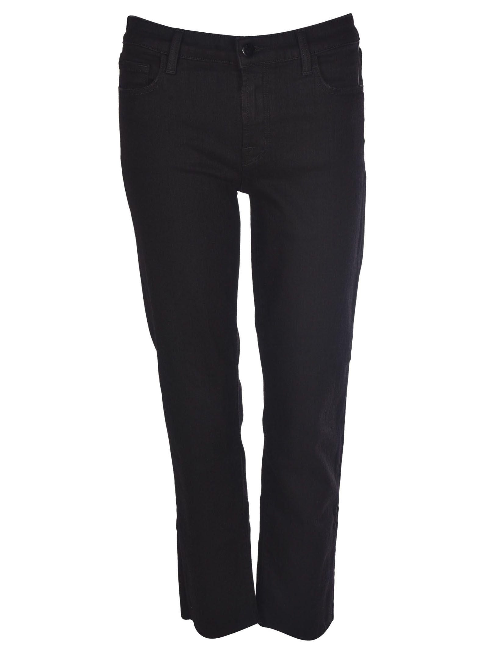J Brand Amelia Mid-rised Jeans