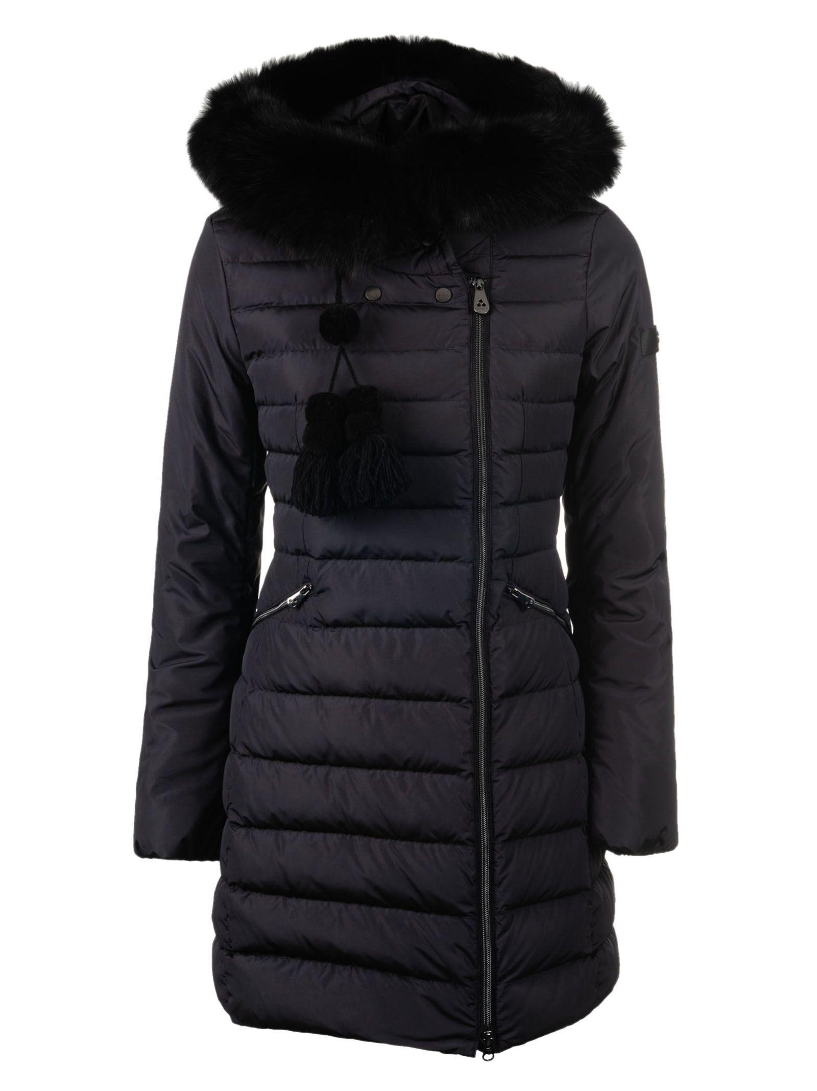 Peuterey Tassel Padded Coat
