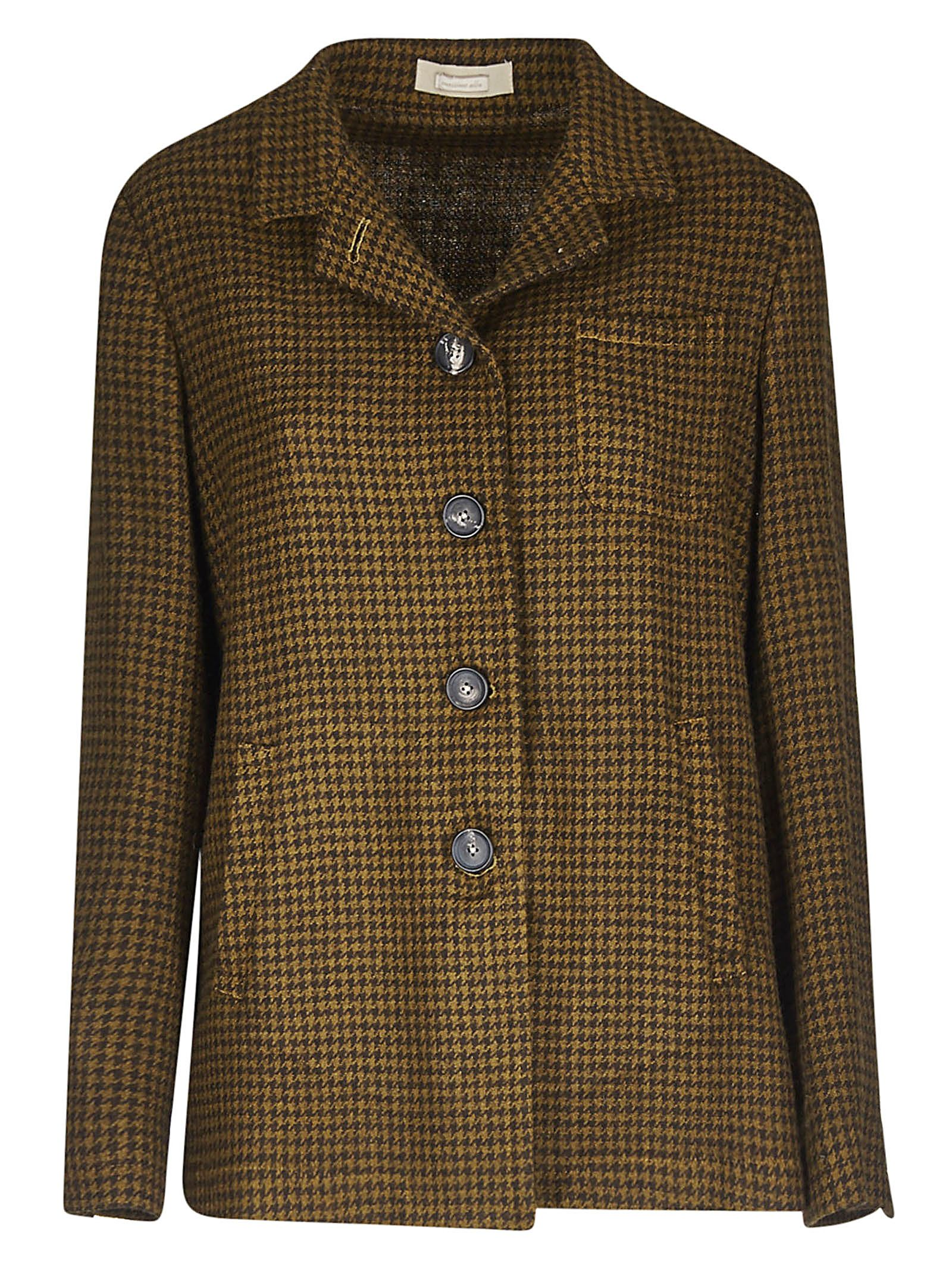 Massimo Alba Single Breast Classic Coat
