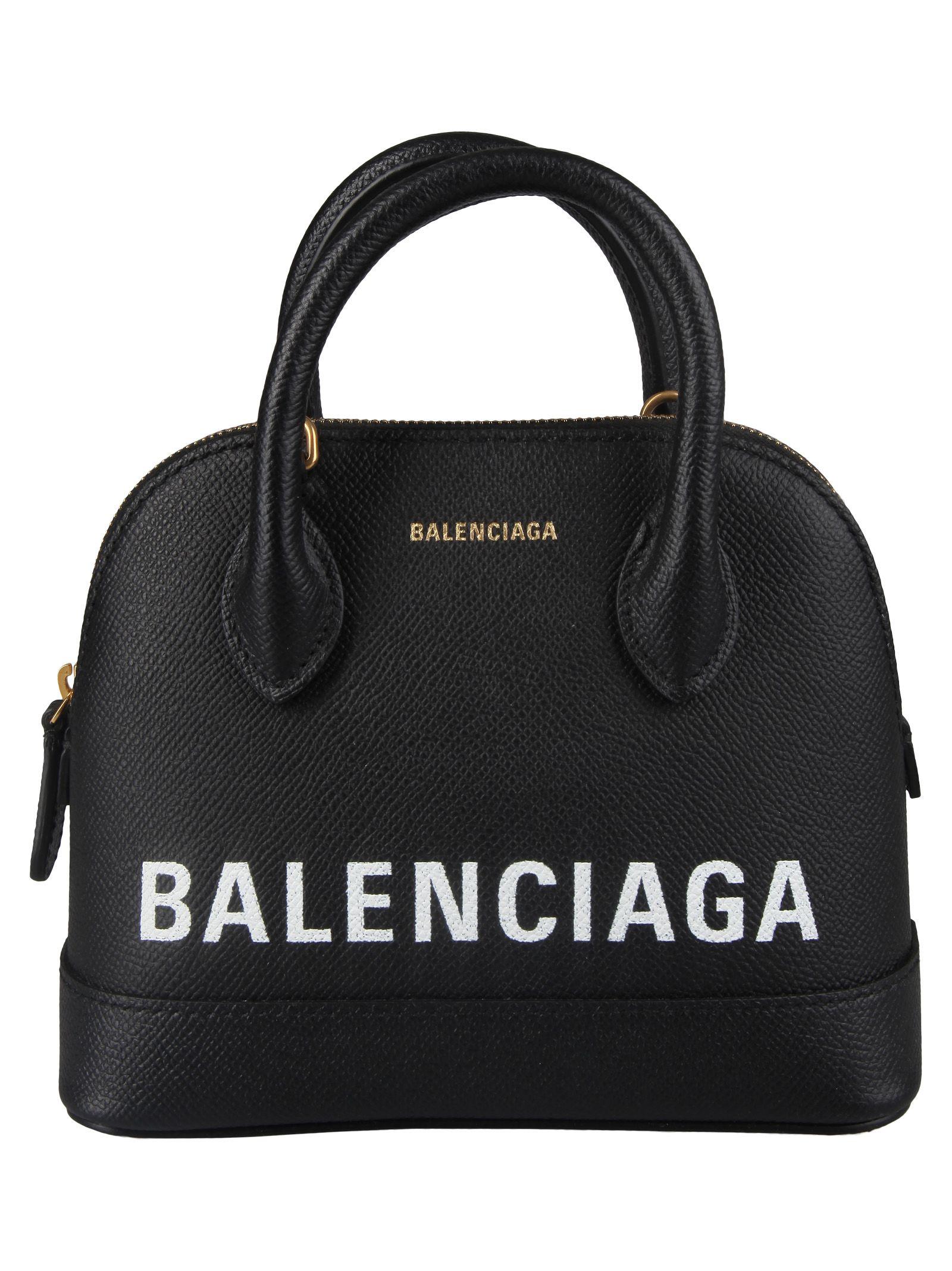 Balenciaga Ville Tote