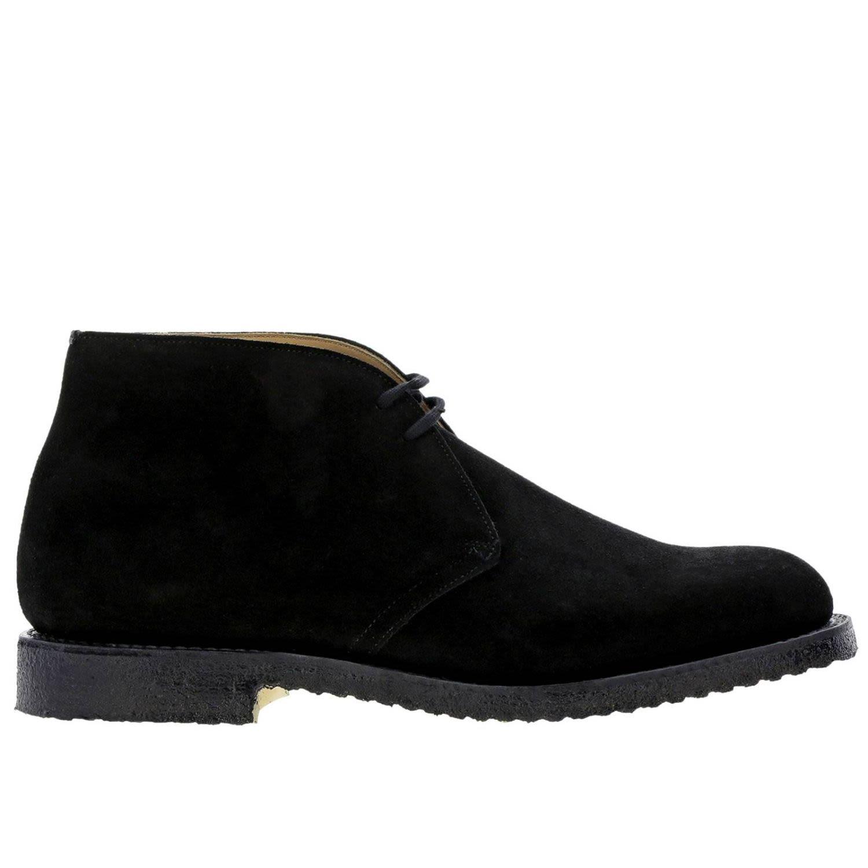 Church's Chukka Boots Shoes Men Church's