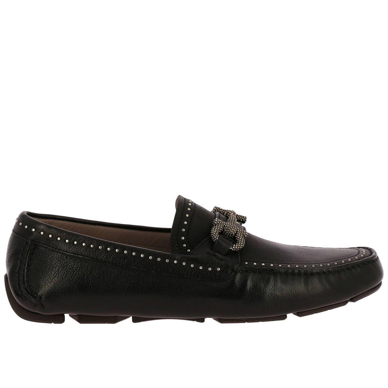 Salvatore Ferragamo Loafers Shoes Men Salvatore Ferragamo