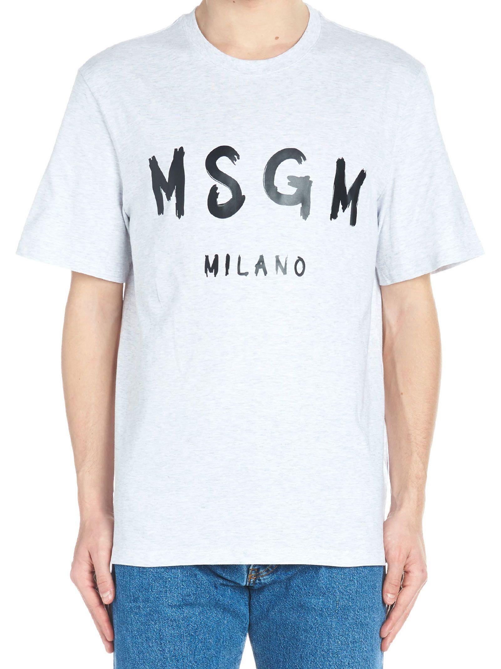 Msgm 'msgm Milano' T-shirt
