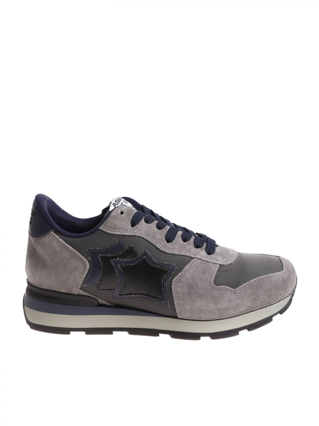 Suede Sneakers Antares Ga 06n