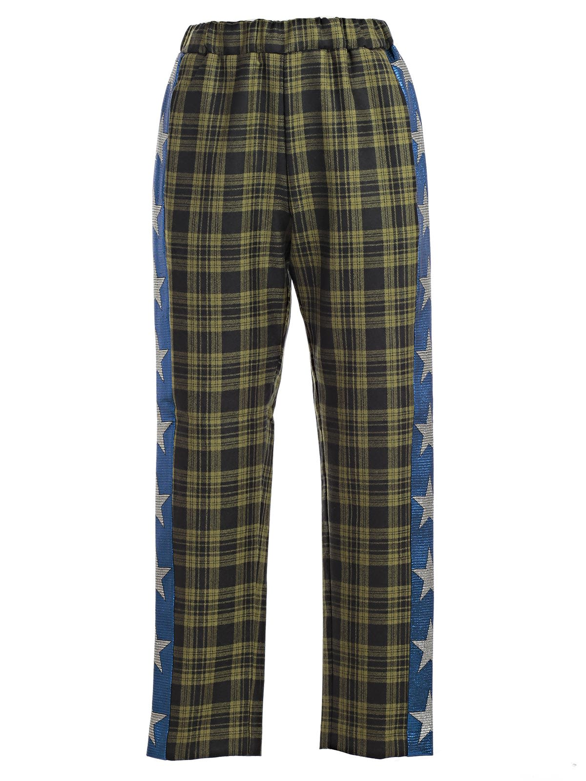 Ultrachic Star Stripe Trousers