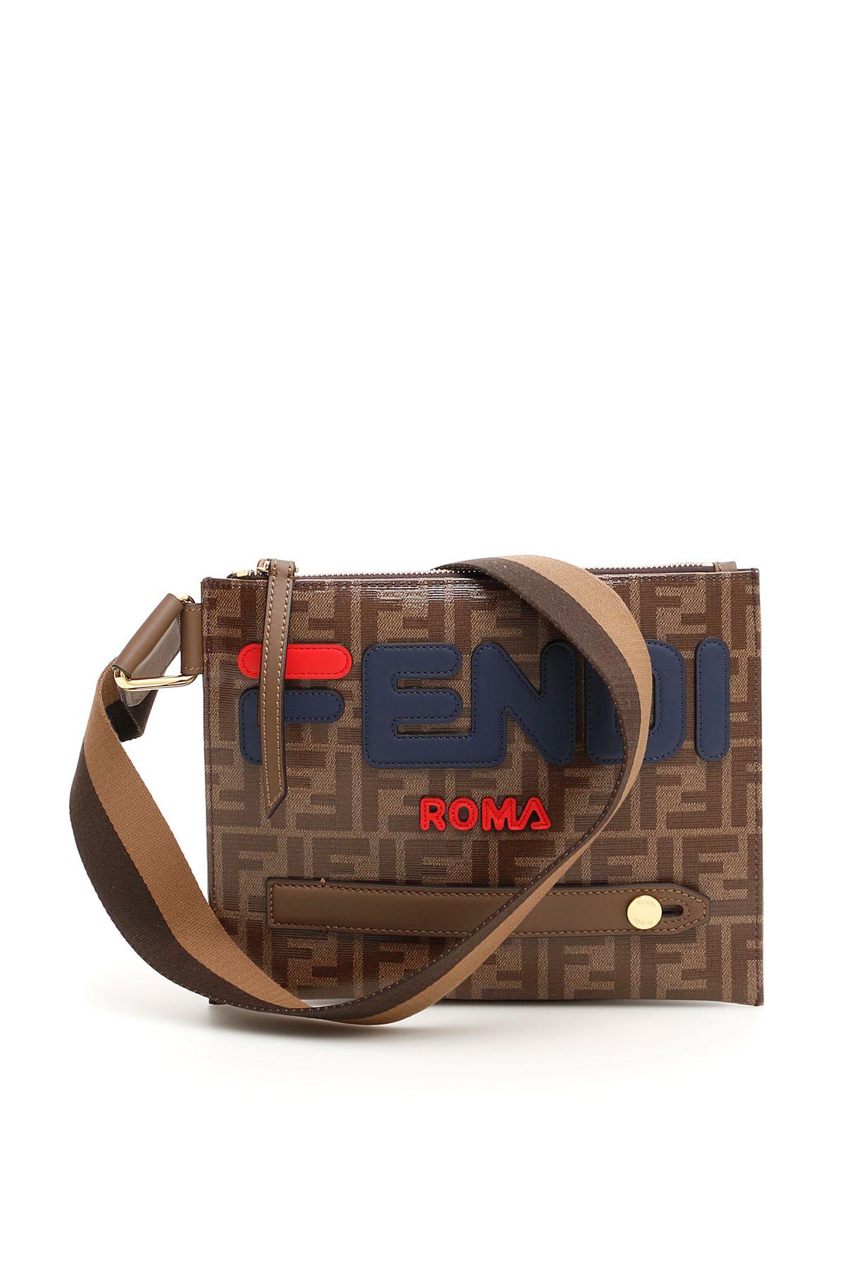 Fendi Fendi Mania Messenger Bag